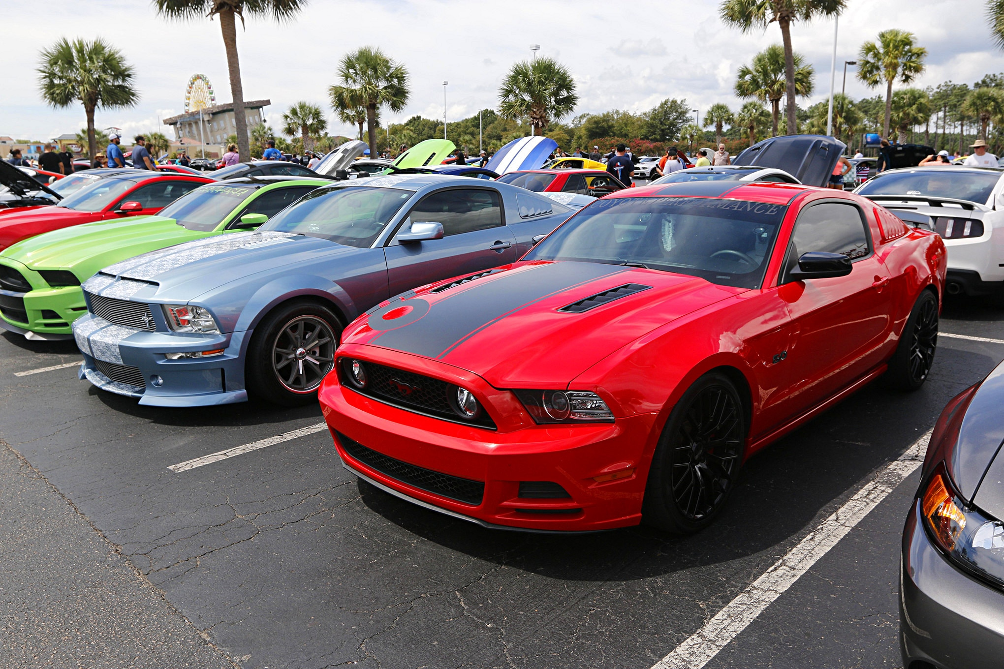Mustang Week Meet N Greet 122
