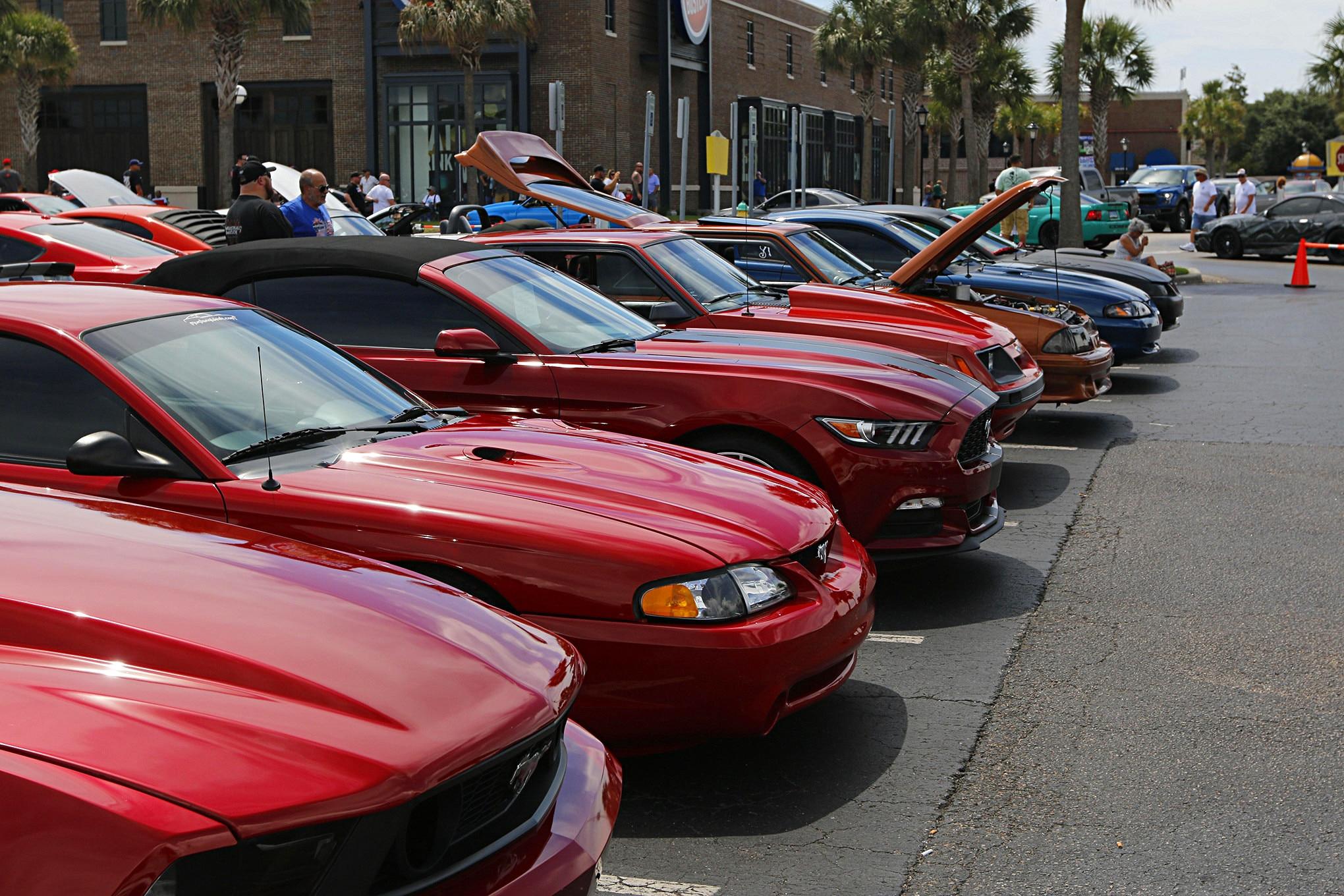 Mustang Week Meet N Greet 121