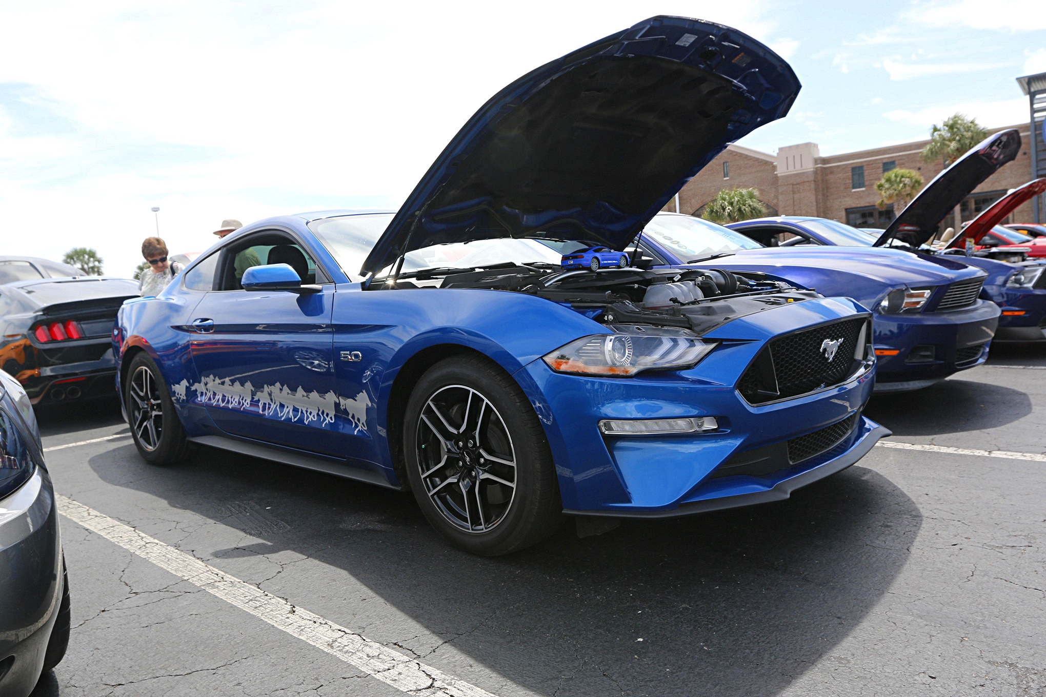 Mustang Week Meet N Greet 114