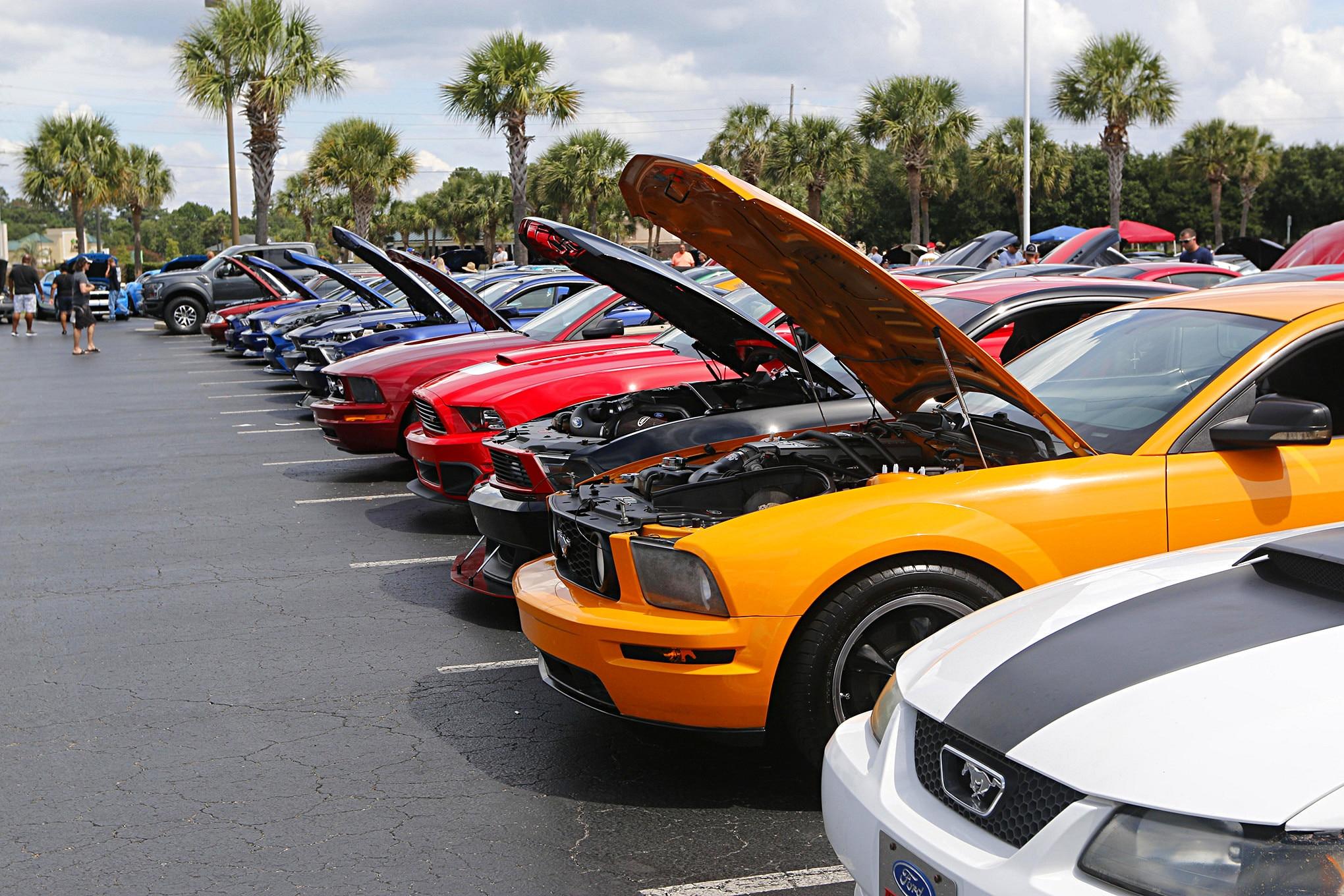 Mustang Week Meet N Greet 107