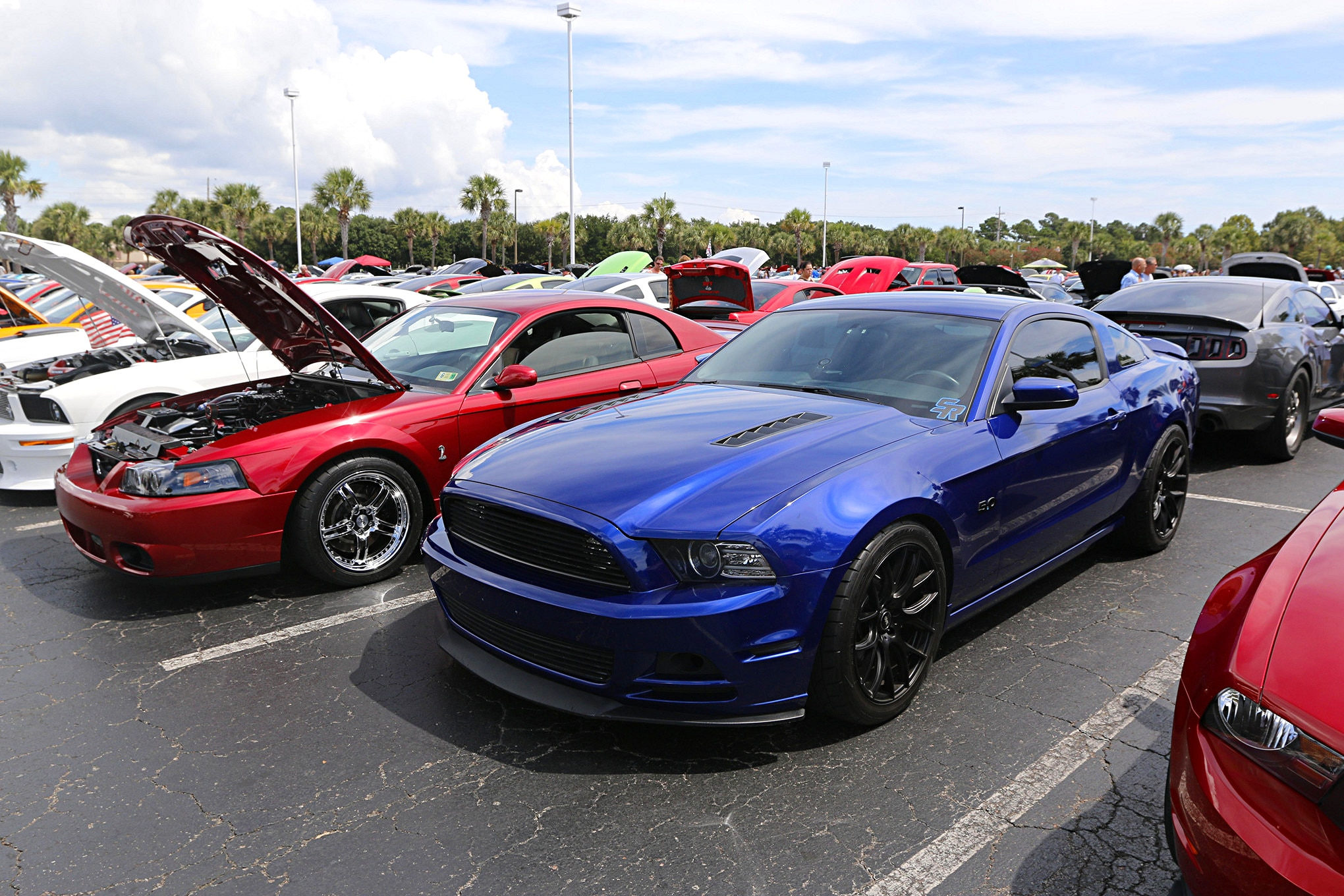Mustang Week Meet N Greet 106