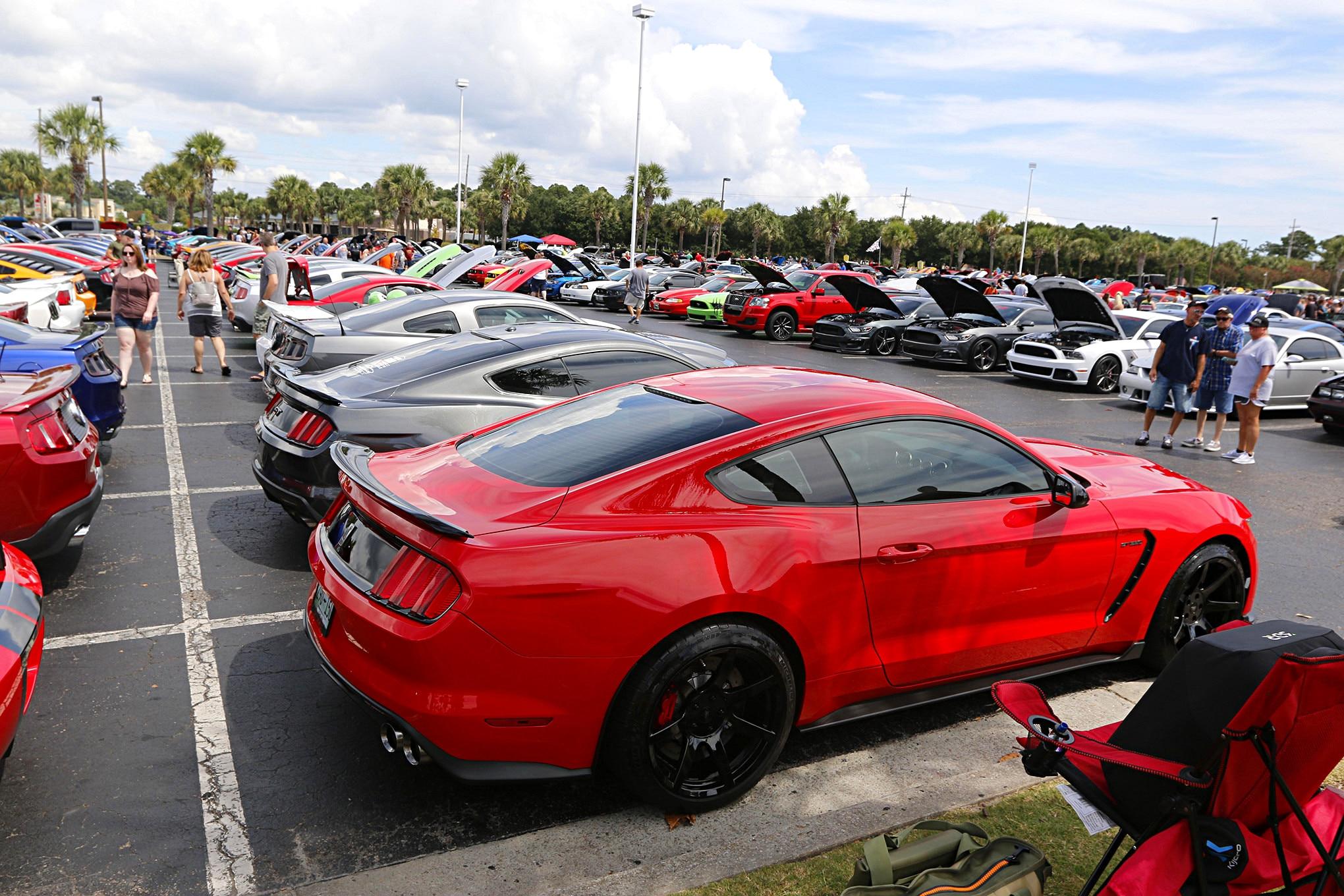 Mustang Week Meet N Greet 104