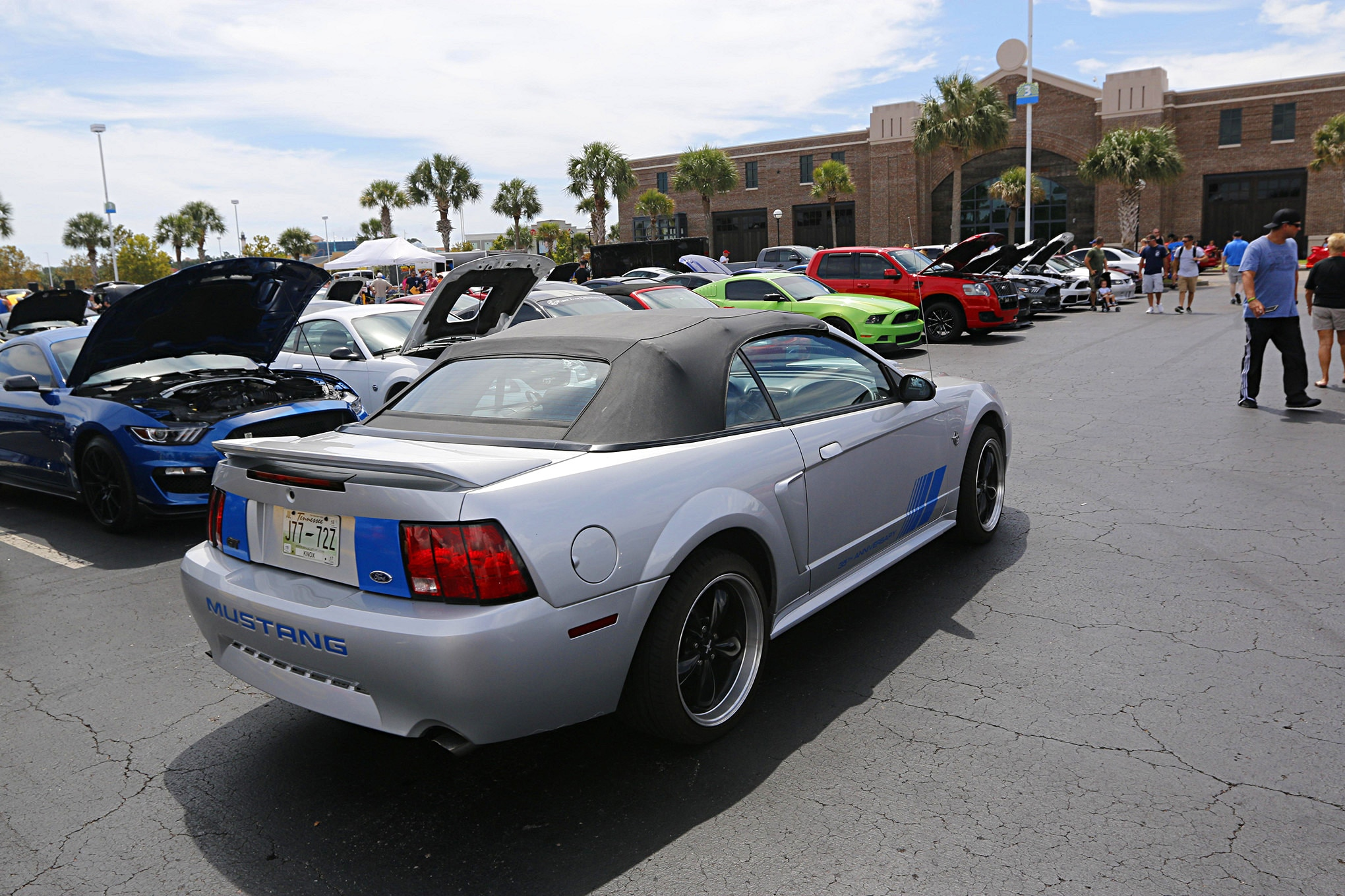 Mustang Week Meet N Greet 96