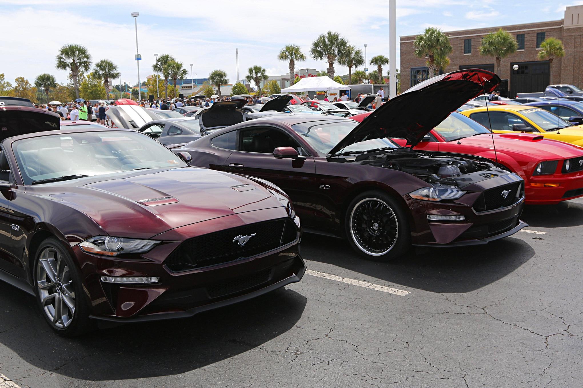Mustang Week Meet N Greet 92