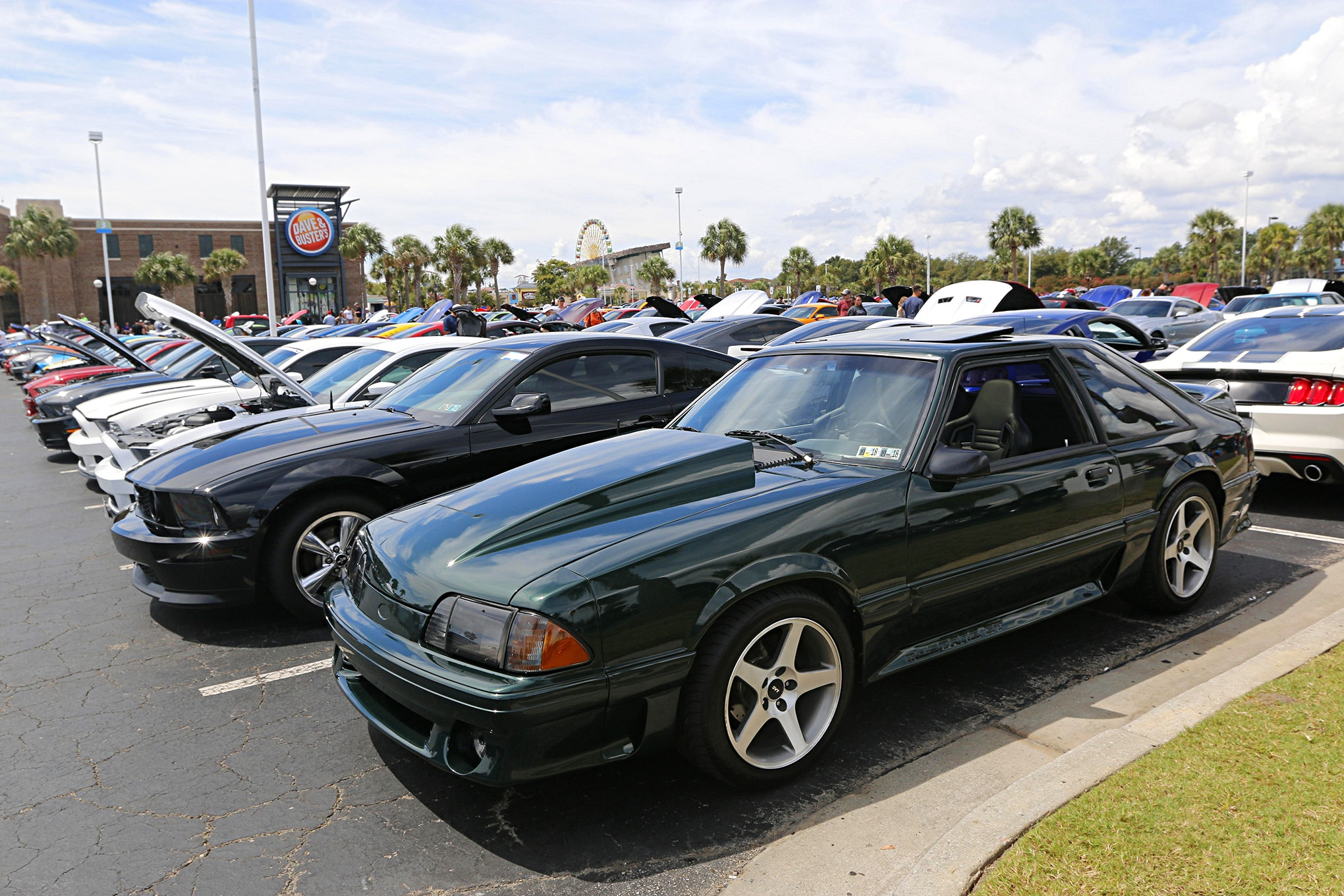 Mustang Week Meet N Greet 86