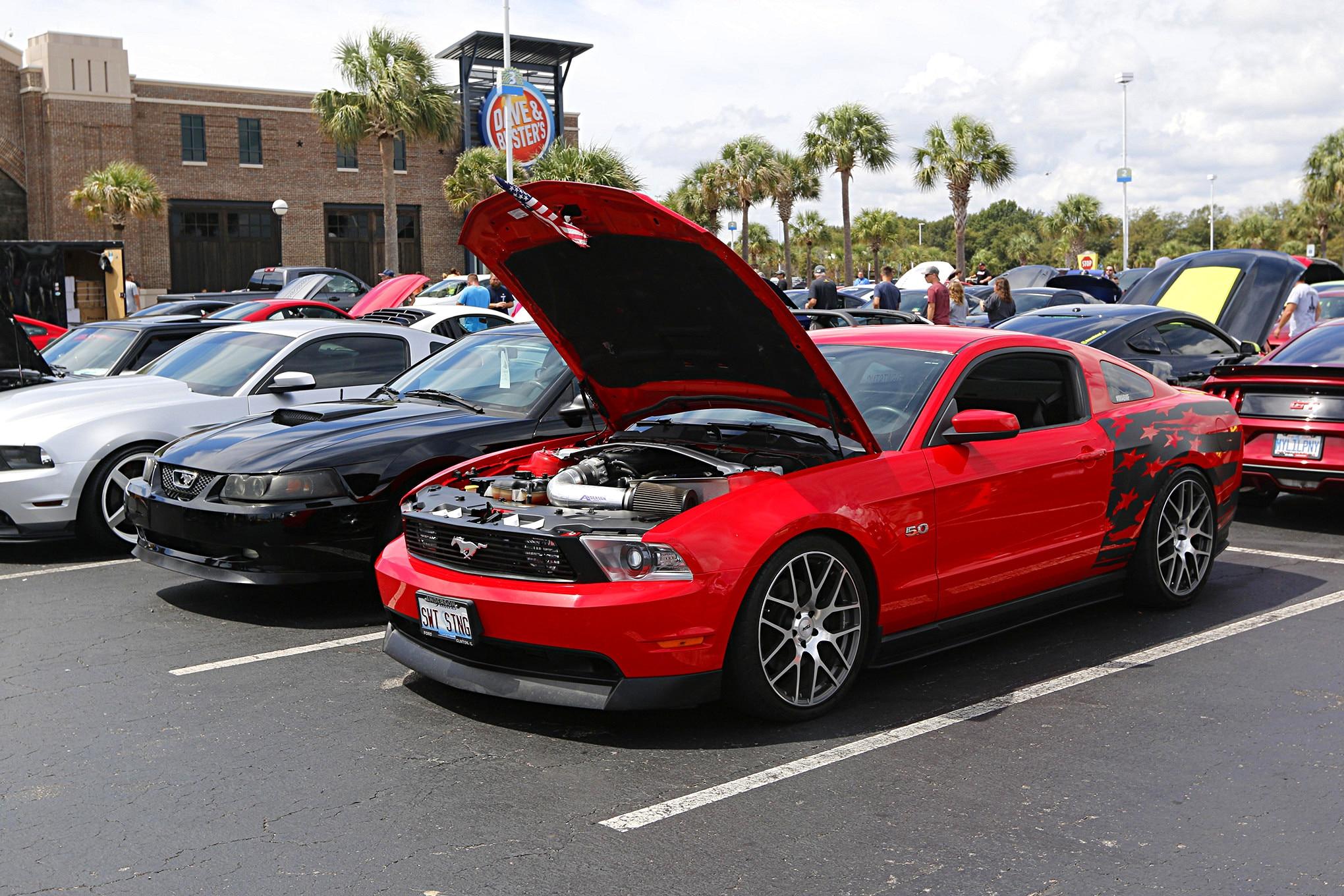 Mustang Week Meet N Greet 76