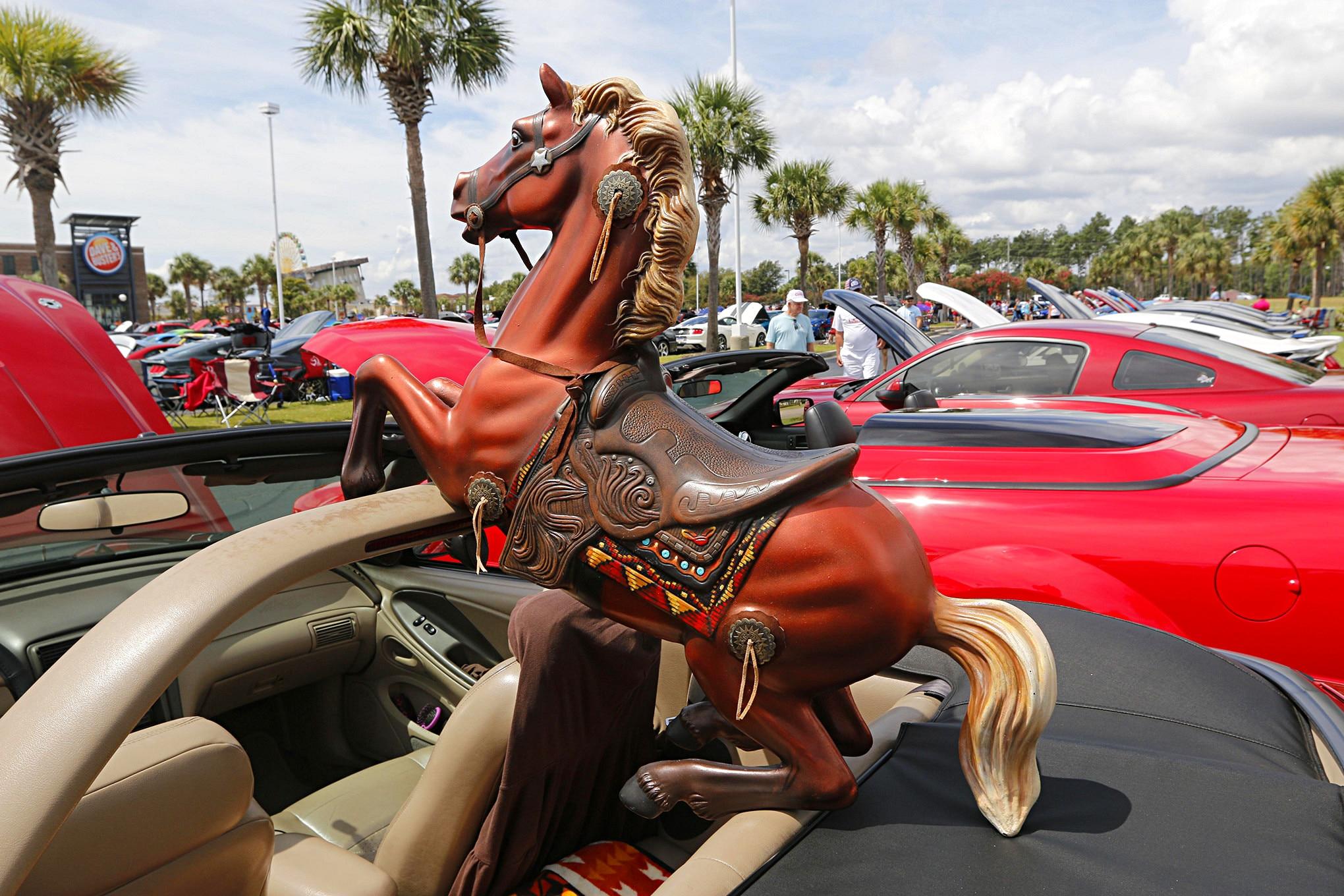 Mustang Week Meet N Greet 67