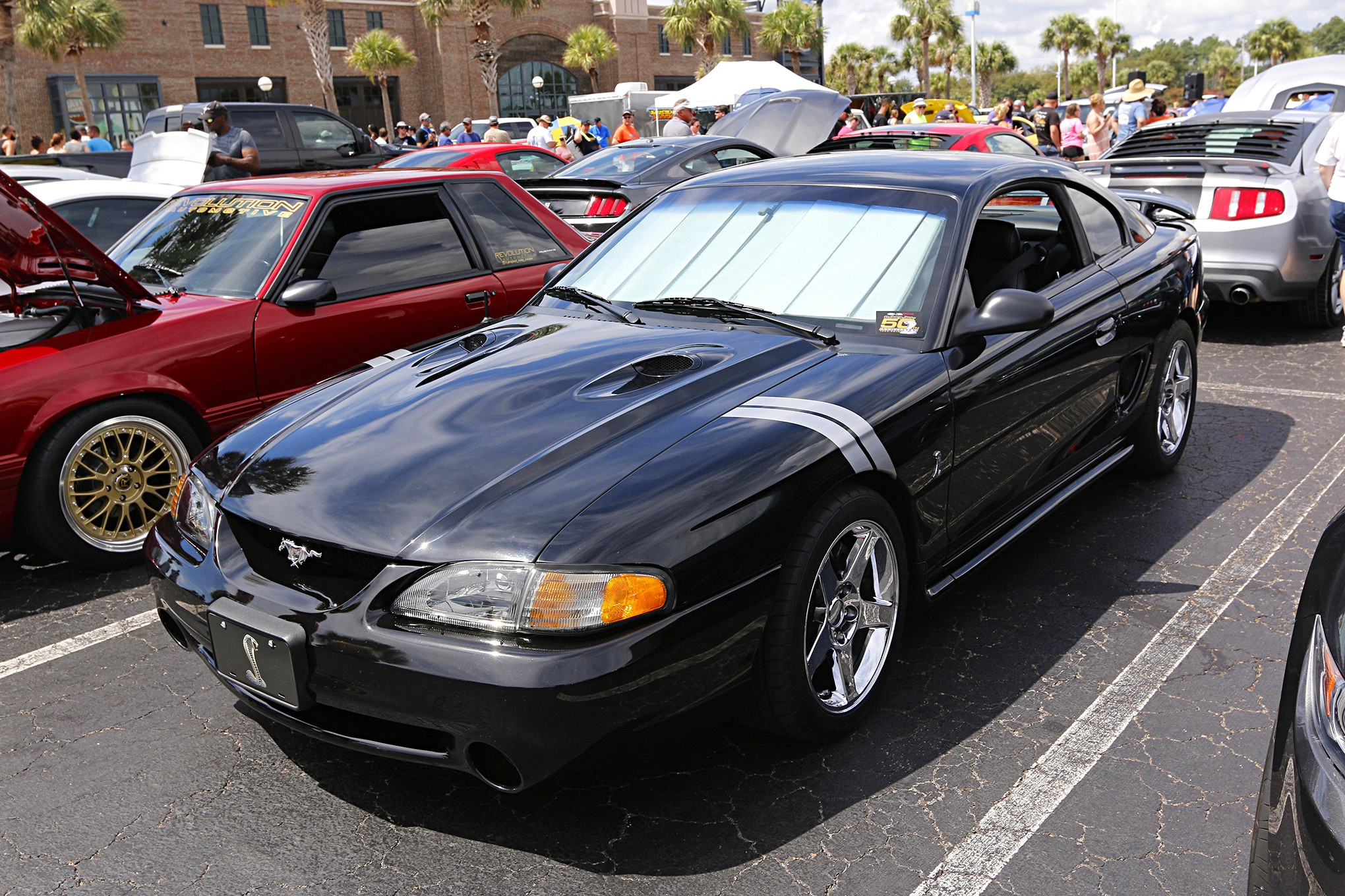 Mustang Week Meet N Greet 44