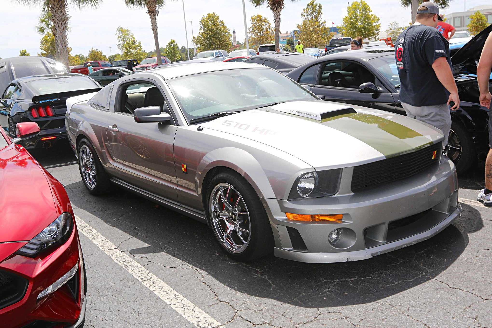 Mustang Week Meet N Greet 37