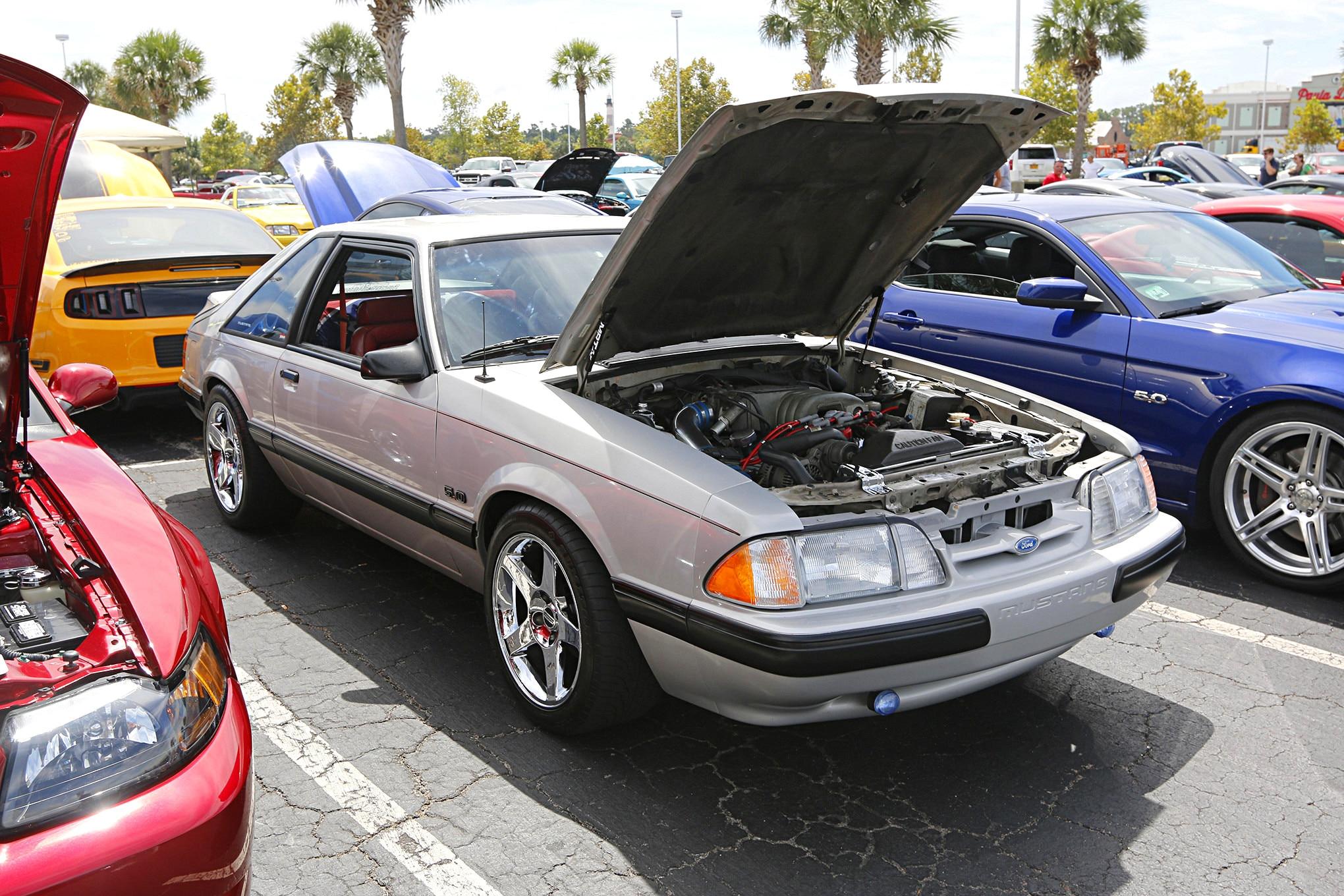 Mustang Week Meet N Greet 32