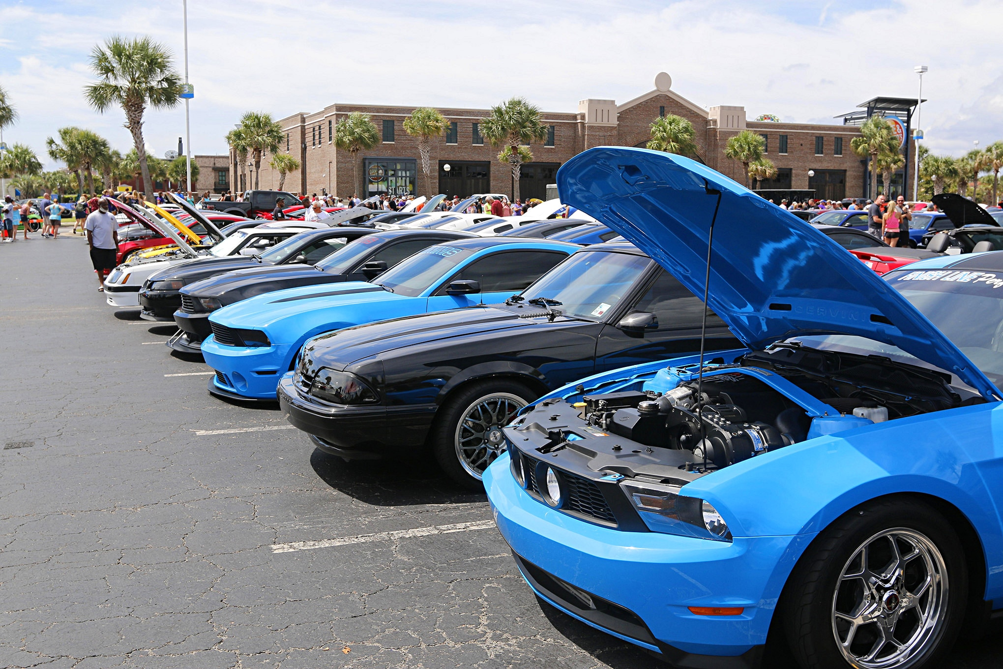 Mustang Week Meet N Greet 30