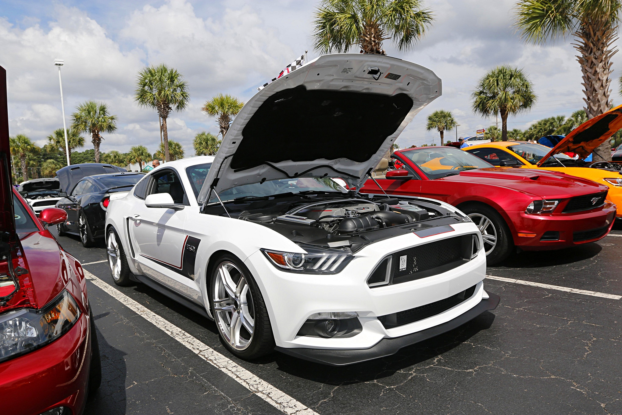 Mustang Week Meet N Greet 24