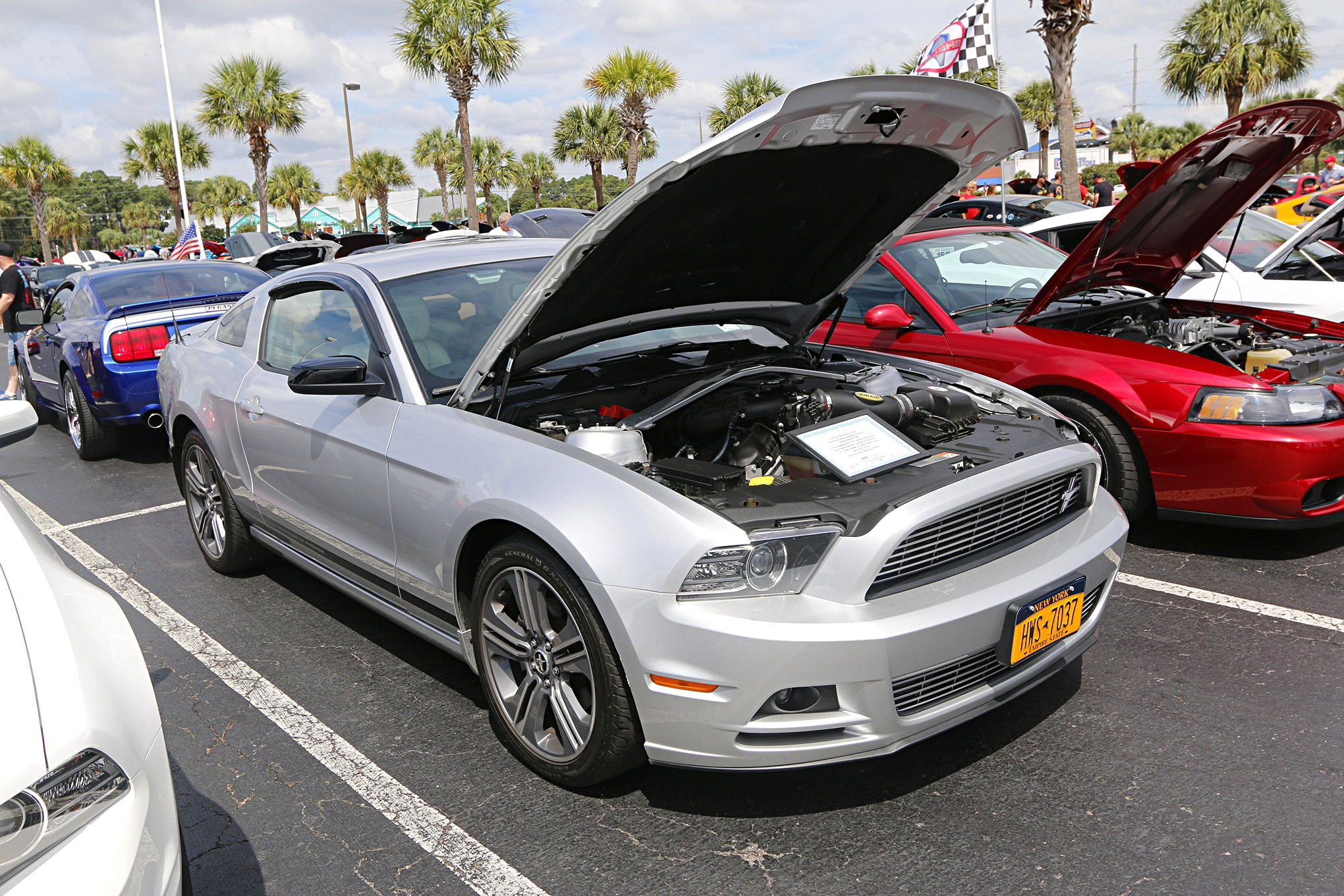 Mustang Week Meet N Greet 22
