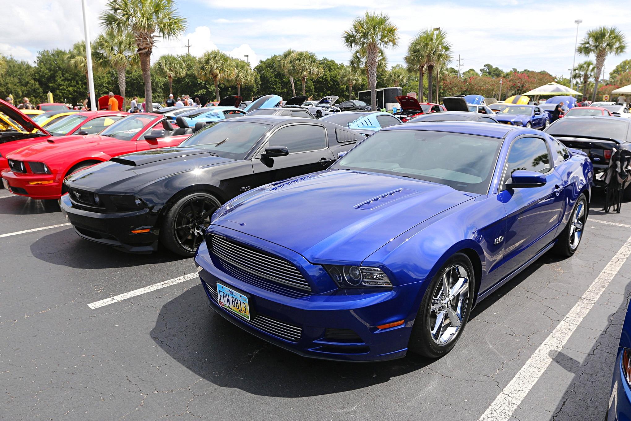 Mustang Week Meet N Greet 21