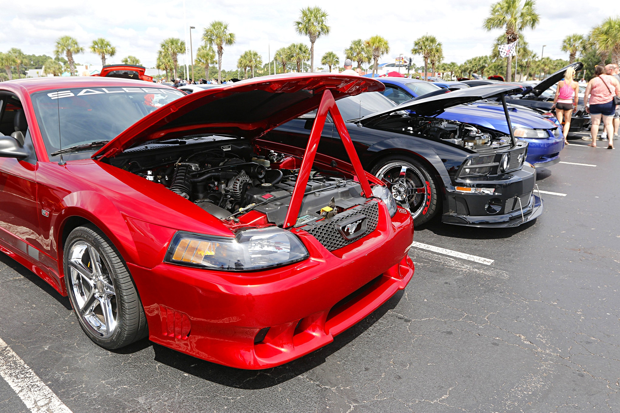 Mustang Week Meet N Greet 17