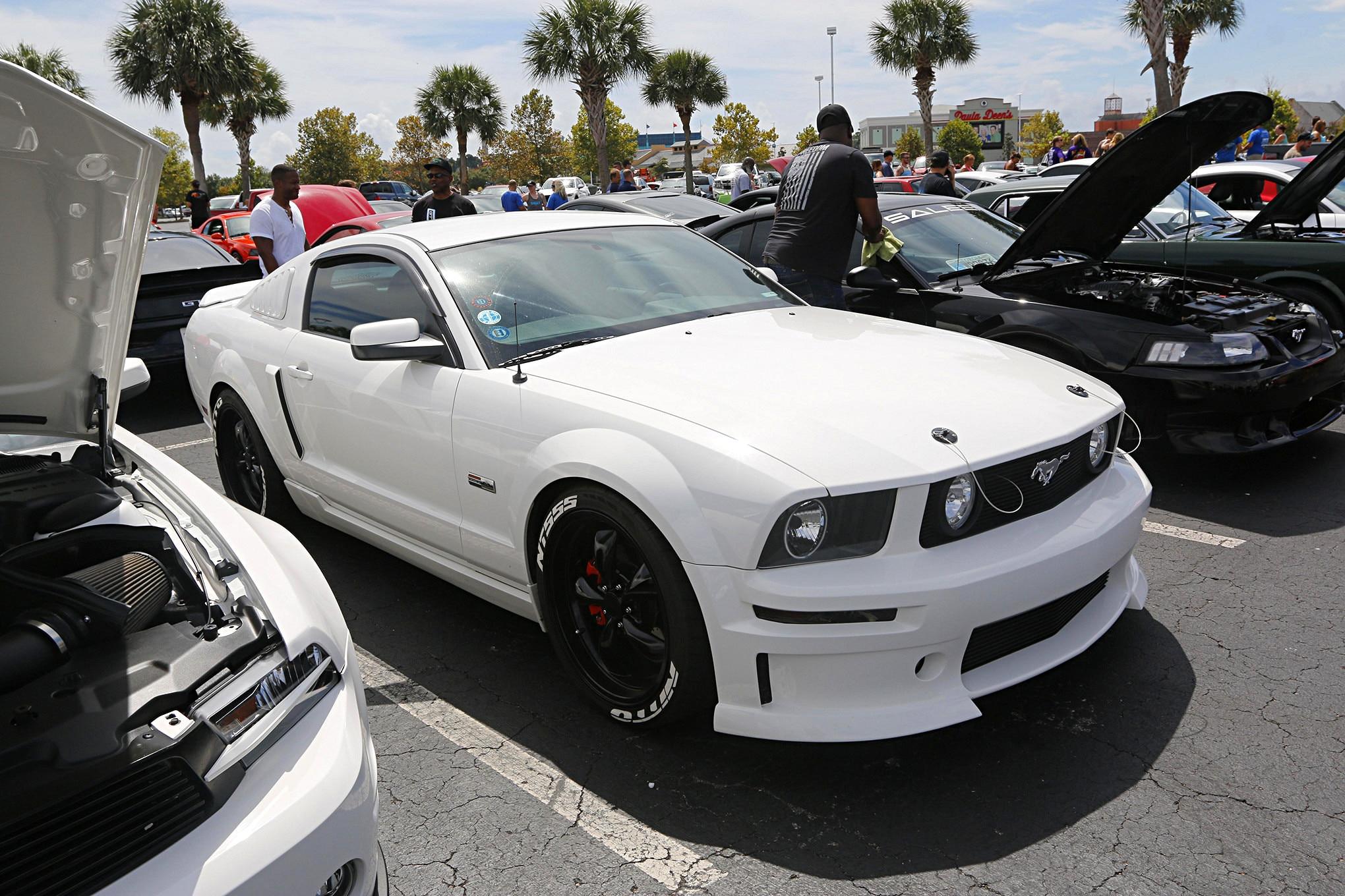 Mustang Week Meet N Greet 14