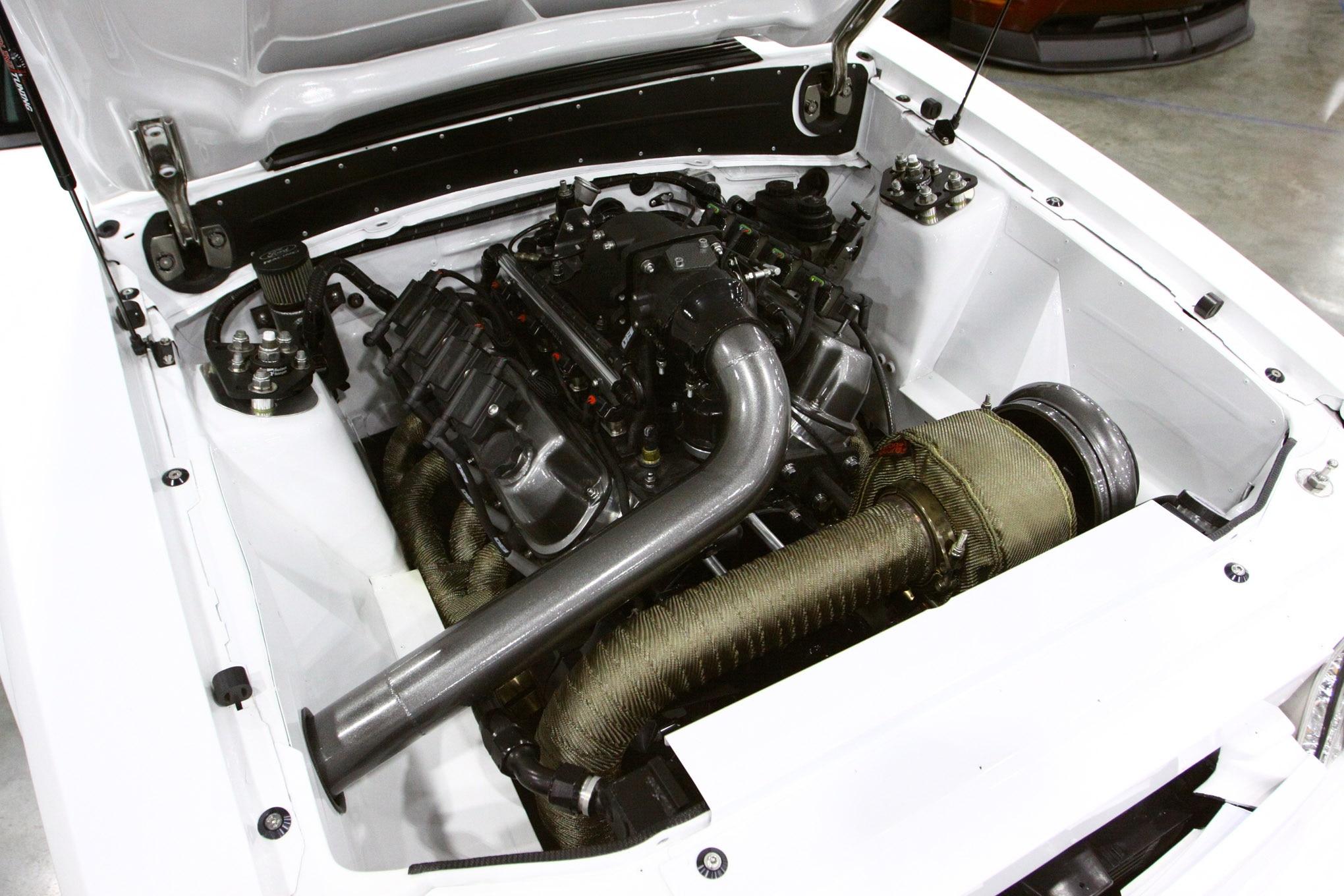 Friday CJ Pony Parts Mustang Week Car Show 144