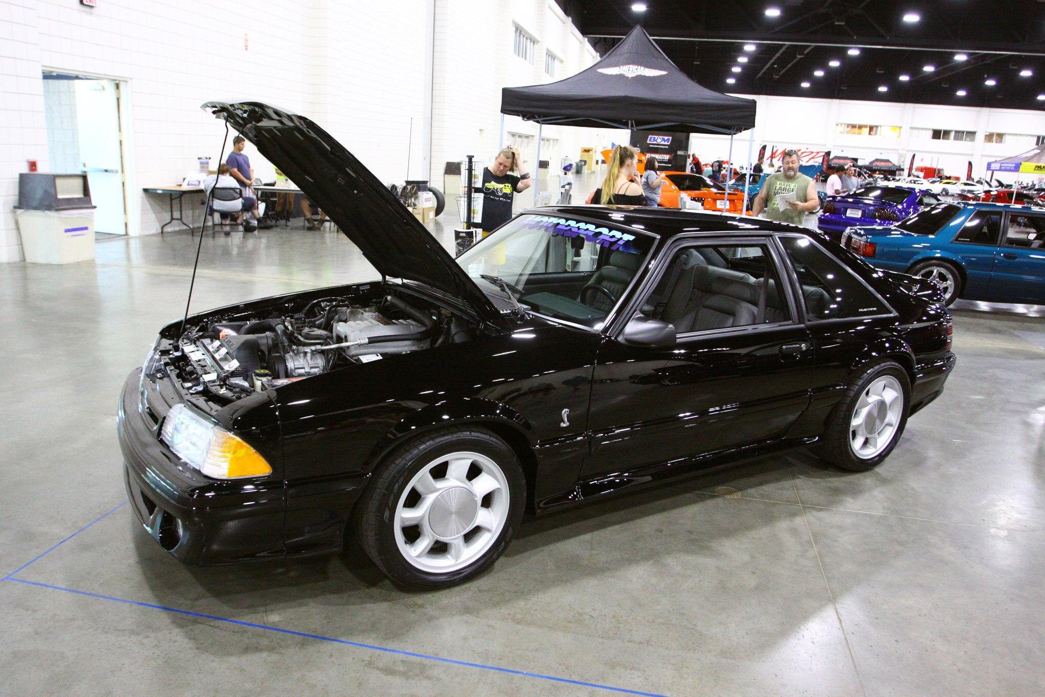 Friday CJ Pony Parts Mustang Week Car Show 137