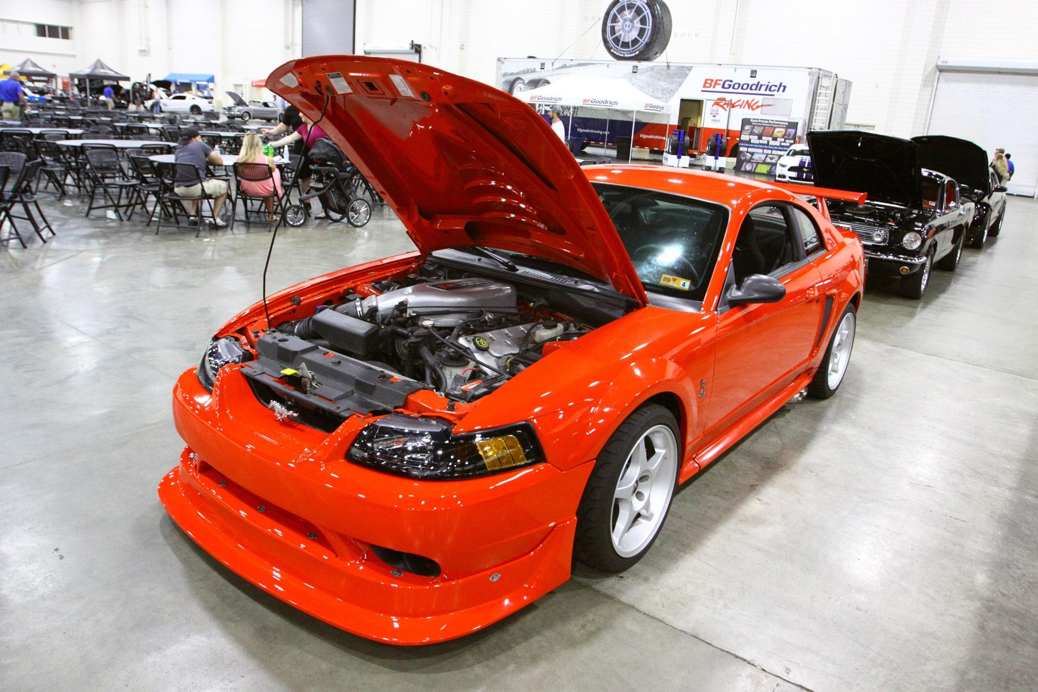 Friday CJ Pony Parts Mustang Week Car Show 125