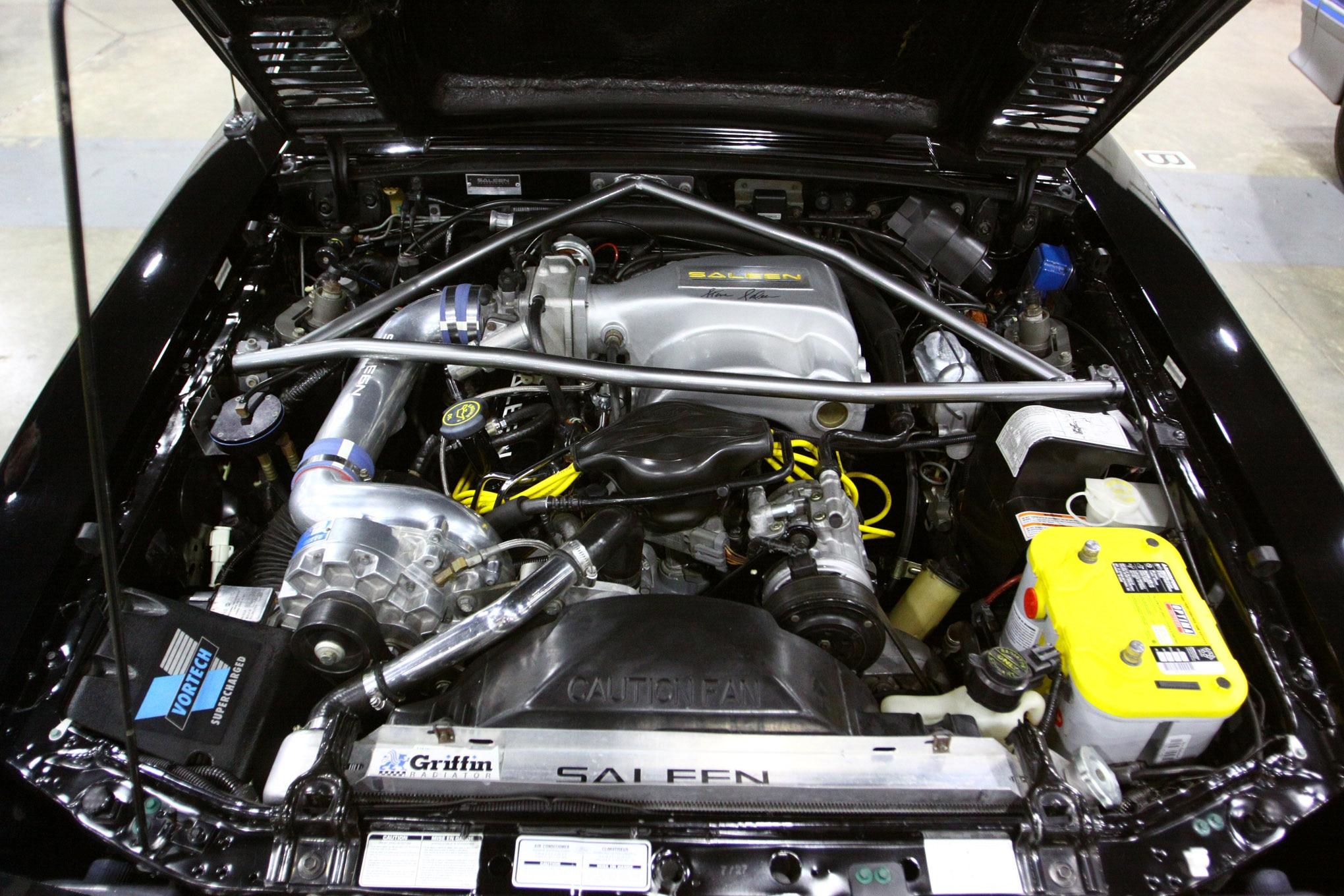 Friday CJ Pony Parts Mustang Week Car Show 119