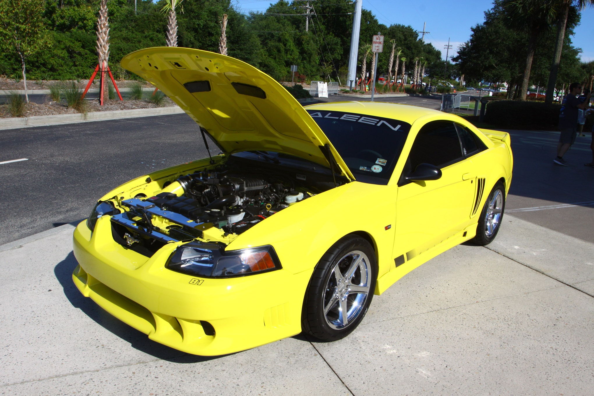 Friday CJ Pony Parts Mustang Week Car Show 116