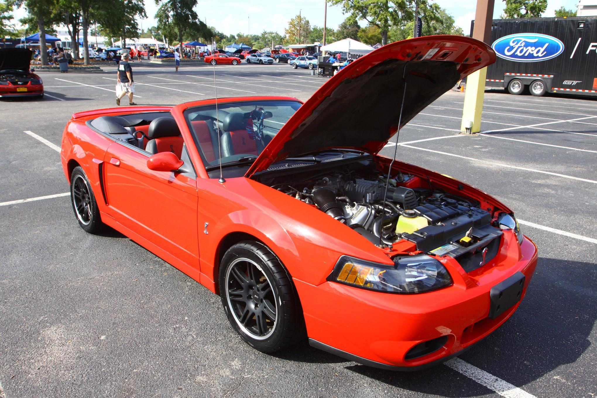 Friday CJ Pony Parts Mustang Week Car Show 112
