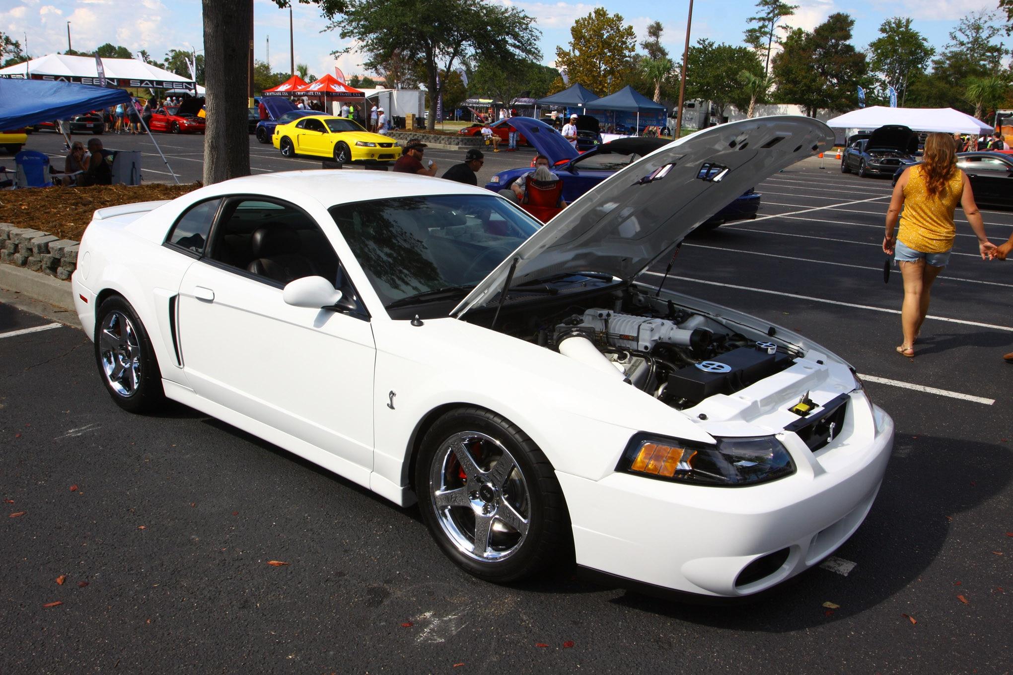 Friday CJ Pony Parts Mustang Week Car Show 102