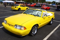 Friday CJ Pony Parts Mustang Week Car Show 92