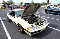 Friday CJ Pony Parts Mustang Week Car Show 86
