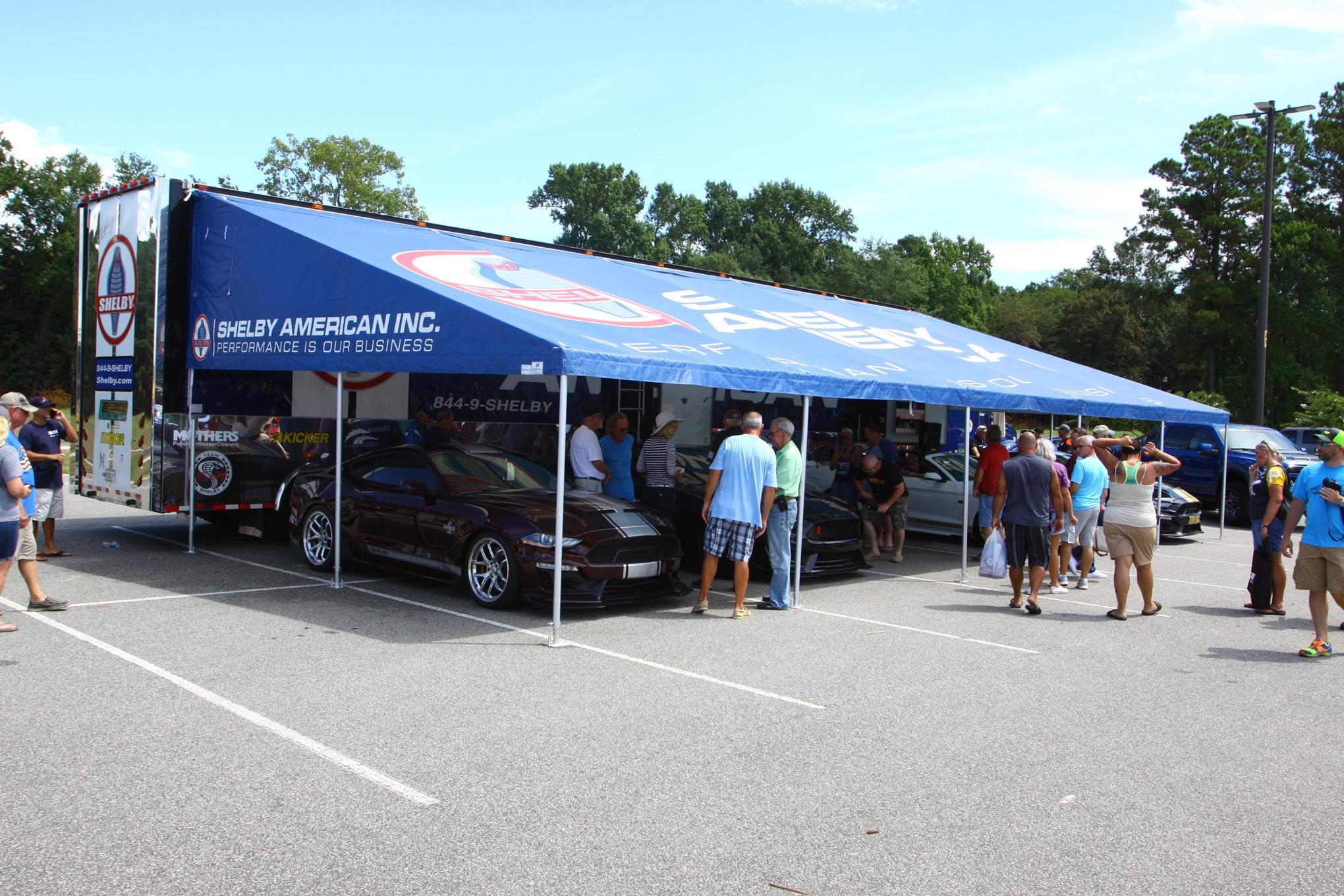 Friday CJ Pony Parts Mustang Week Car Show 69