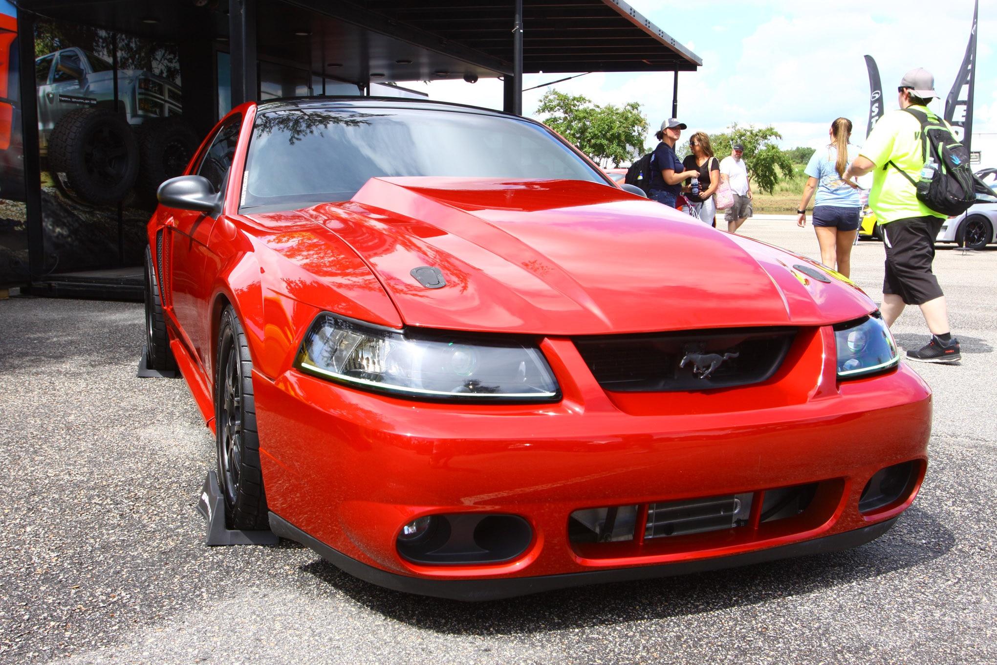 Friday CJ Pony Parts Mustang Week Car Show 28