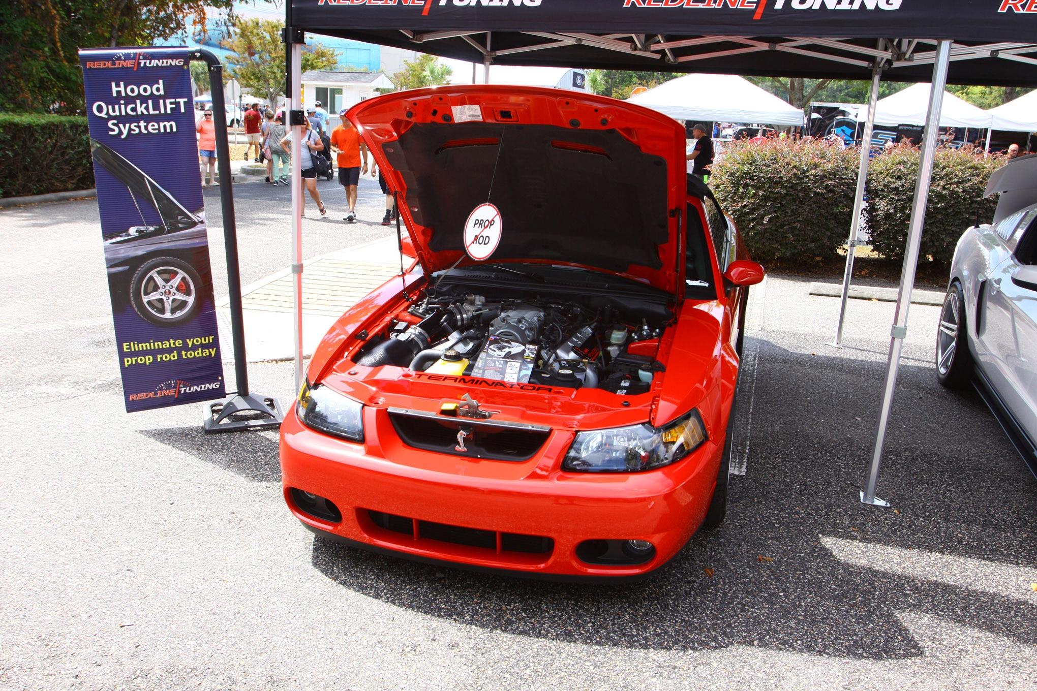 Friday CJ Pony Parts Mustang Week Car Show 23