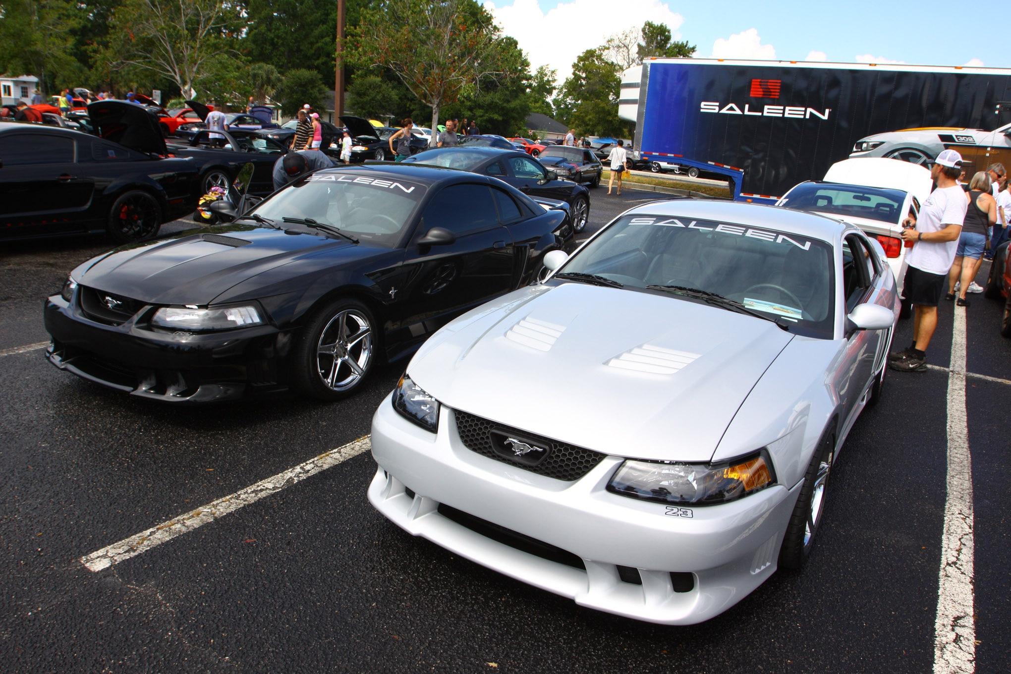 Friday CJ Pony Parts Mustang Week Car Show 13