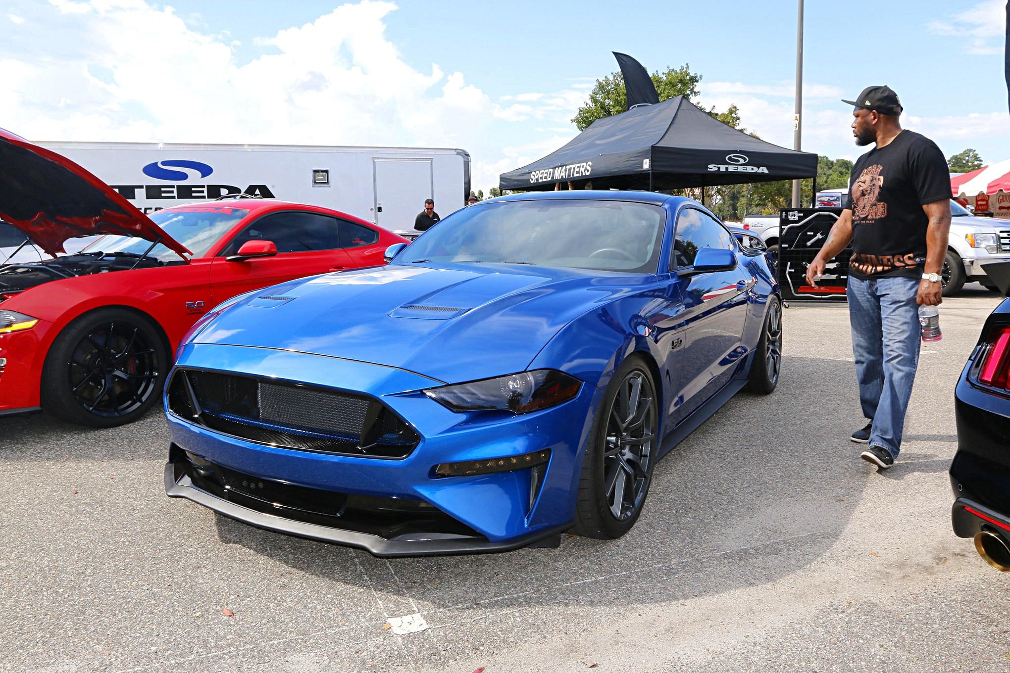 107 2018 Mustang Week S550 Mustangs