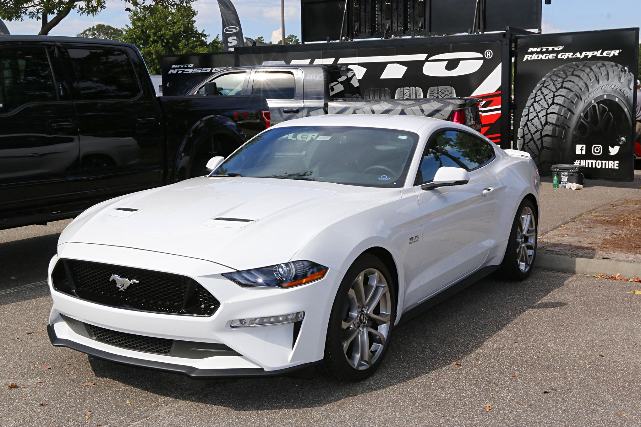 099 2018 Mustang Week S550 Mustangs