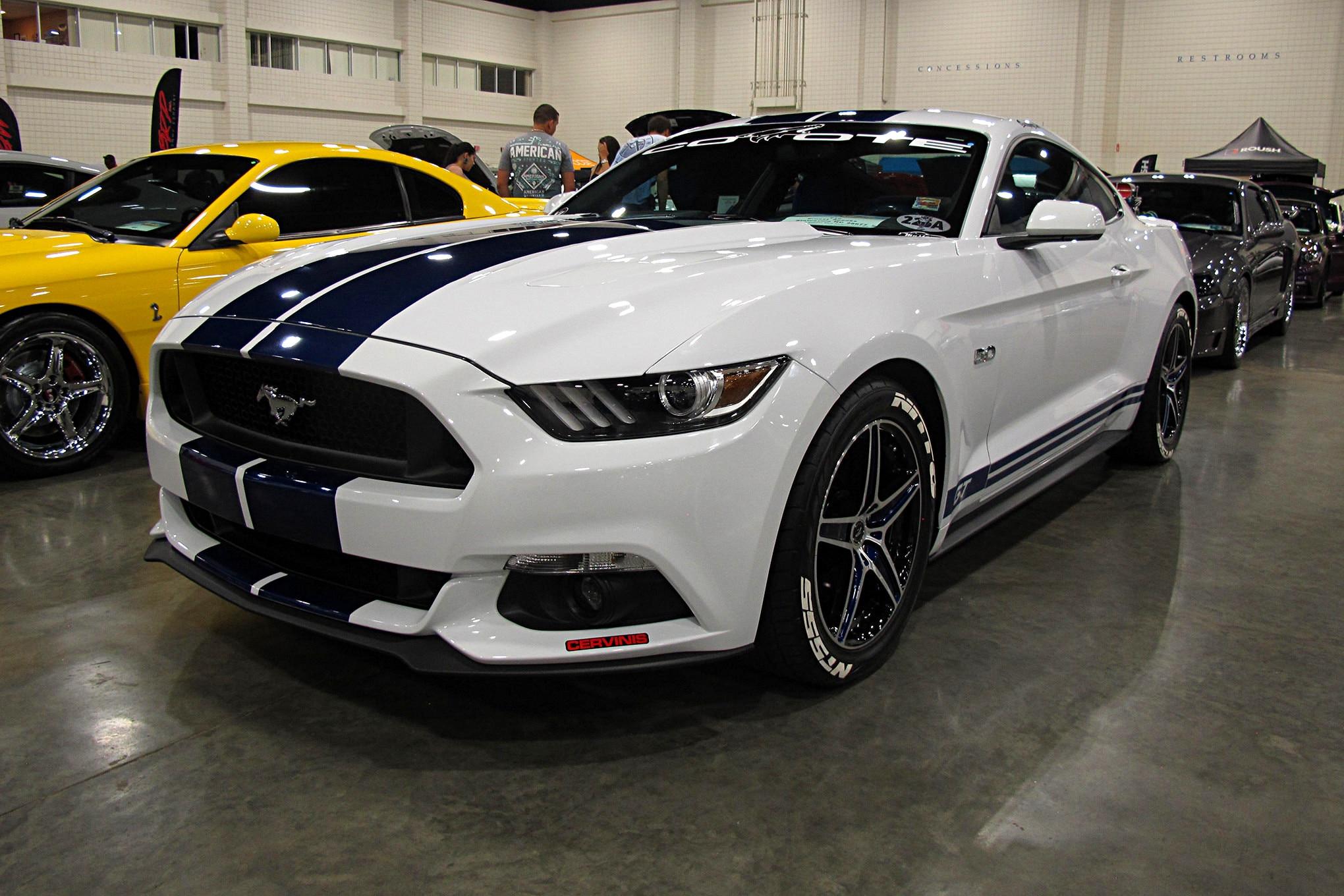 087 2018 Mustang Week S550 Mustangs