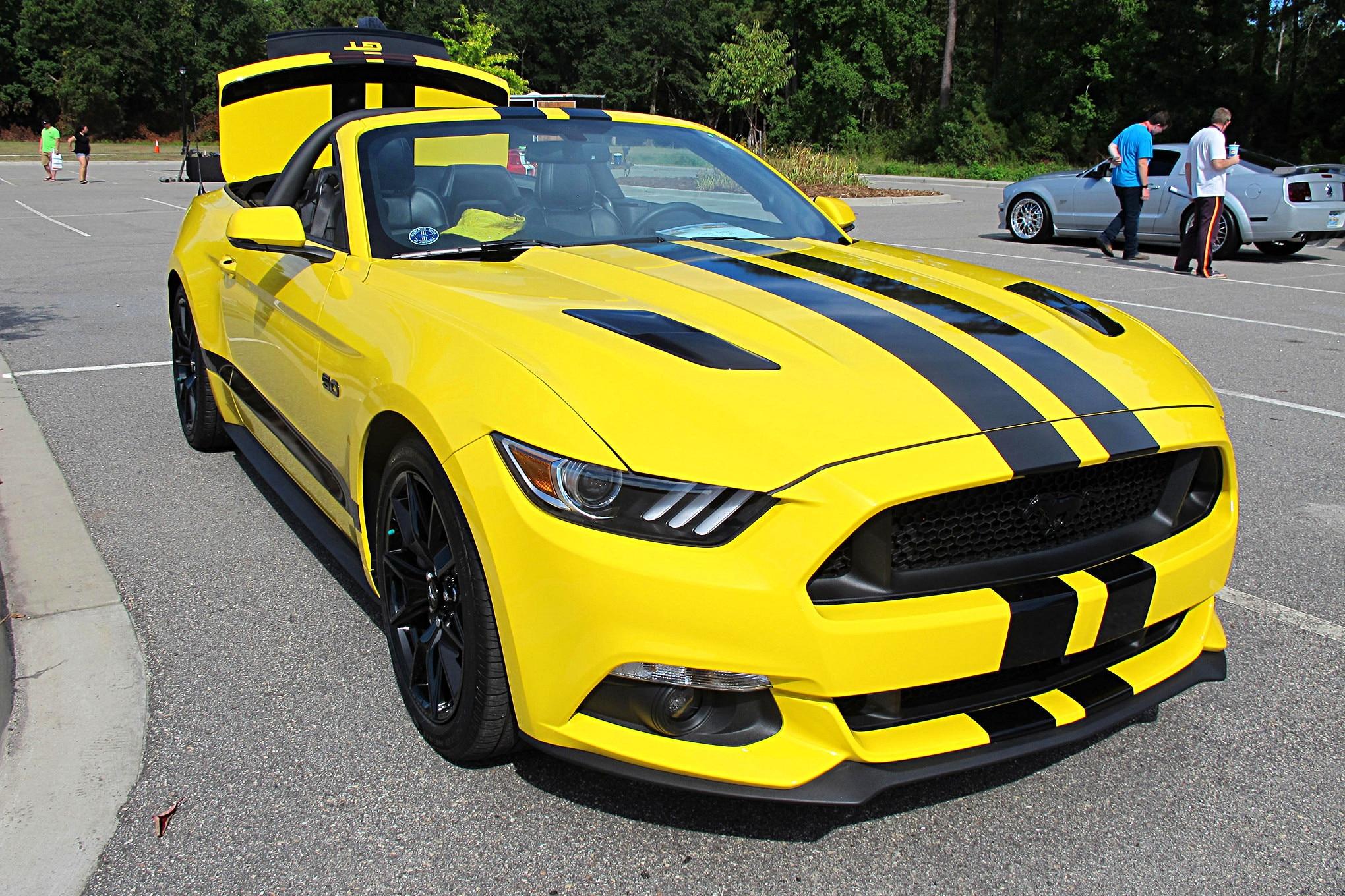076 2018 Mustang Week S550 Mustangs