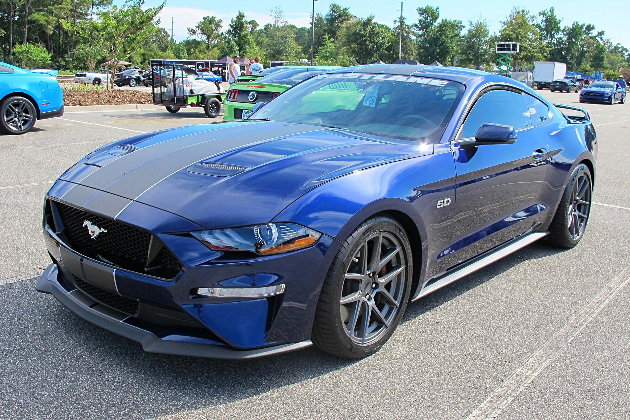 074 2018 Mustang Week S550 Mustangs