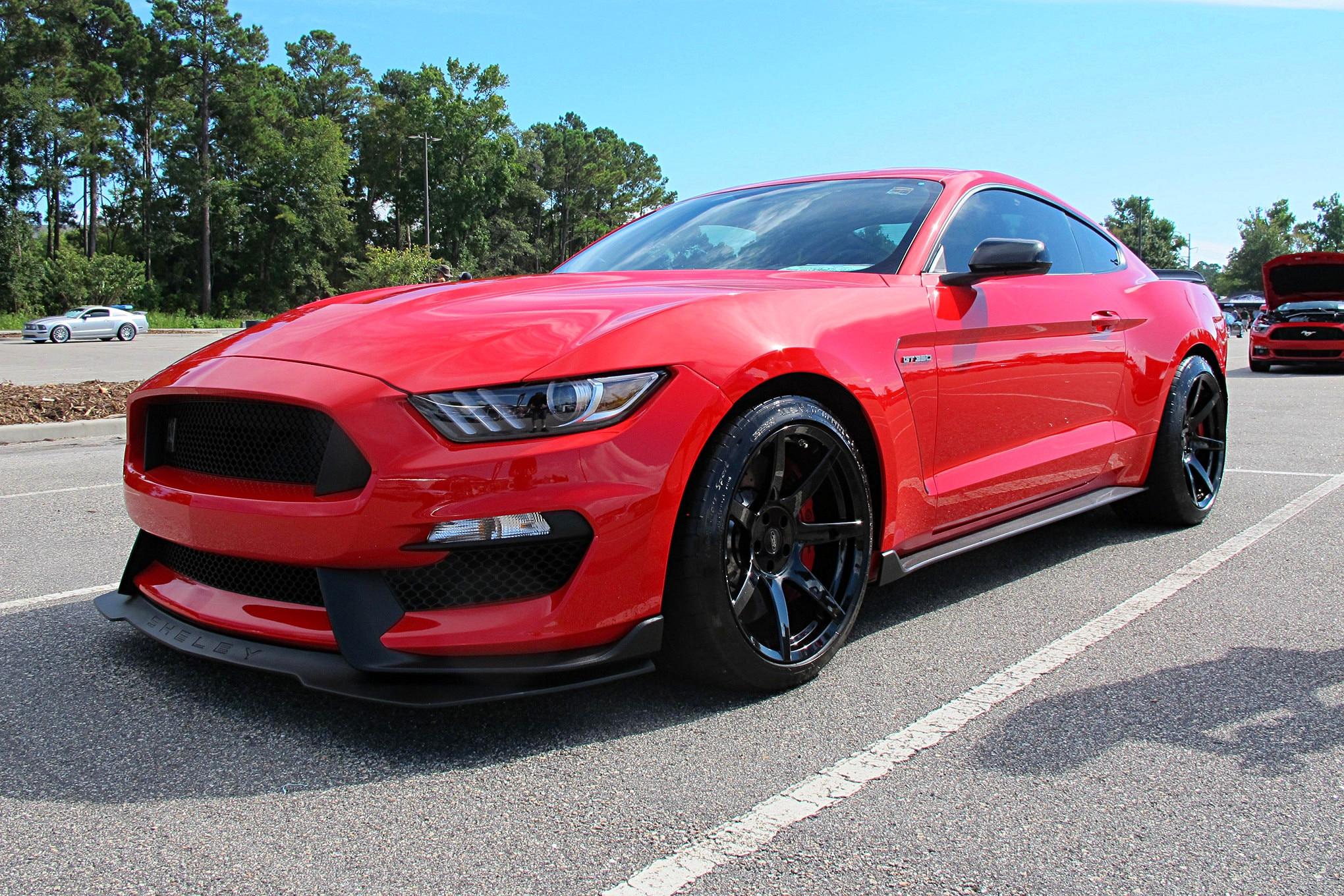 071 2018 Mustang Week S550 Mustangs