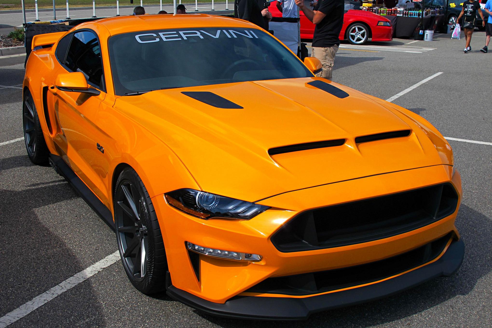 061 2018 Mustang Week S550 Mustangs