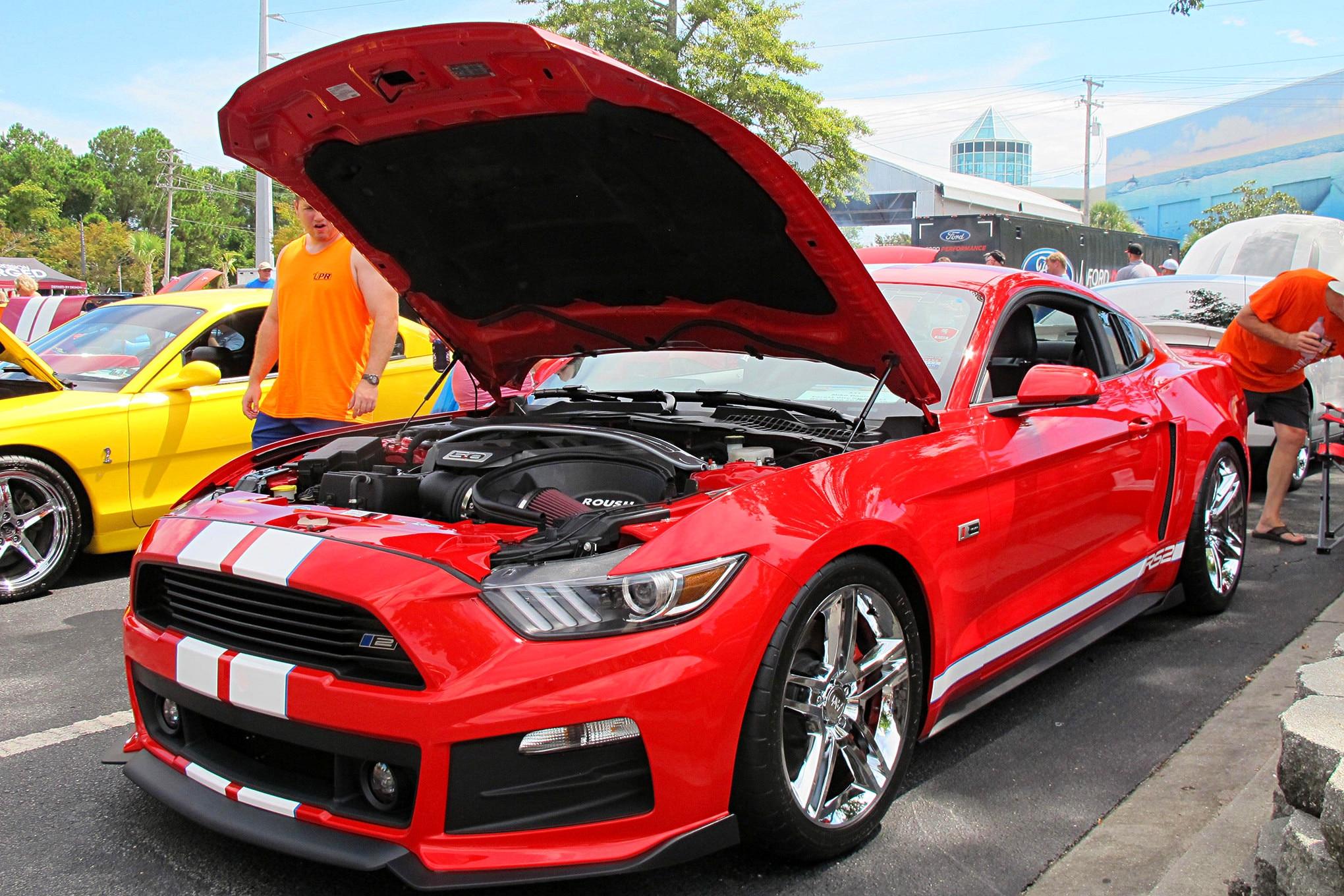 039 2018 Mustang Week S550 Mustangs