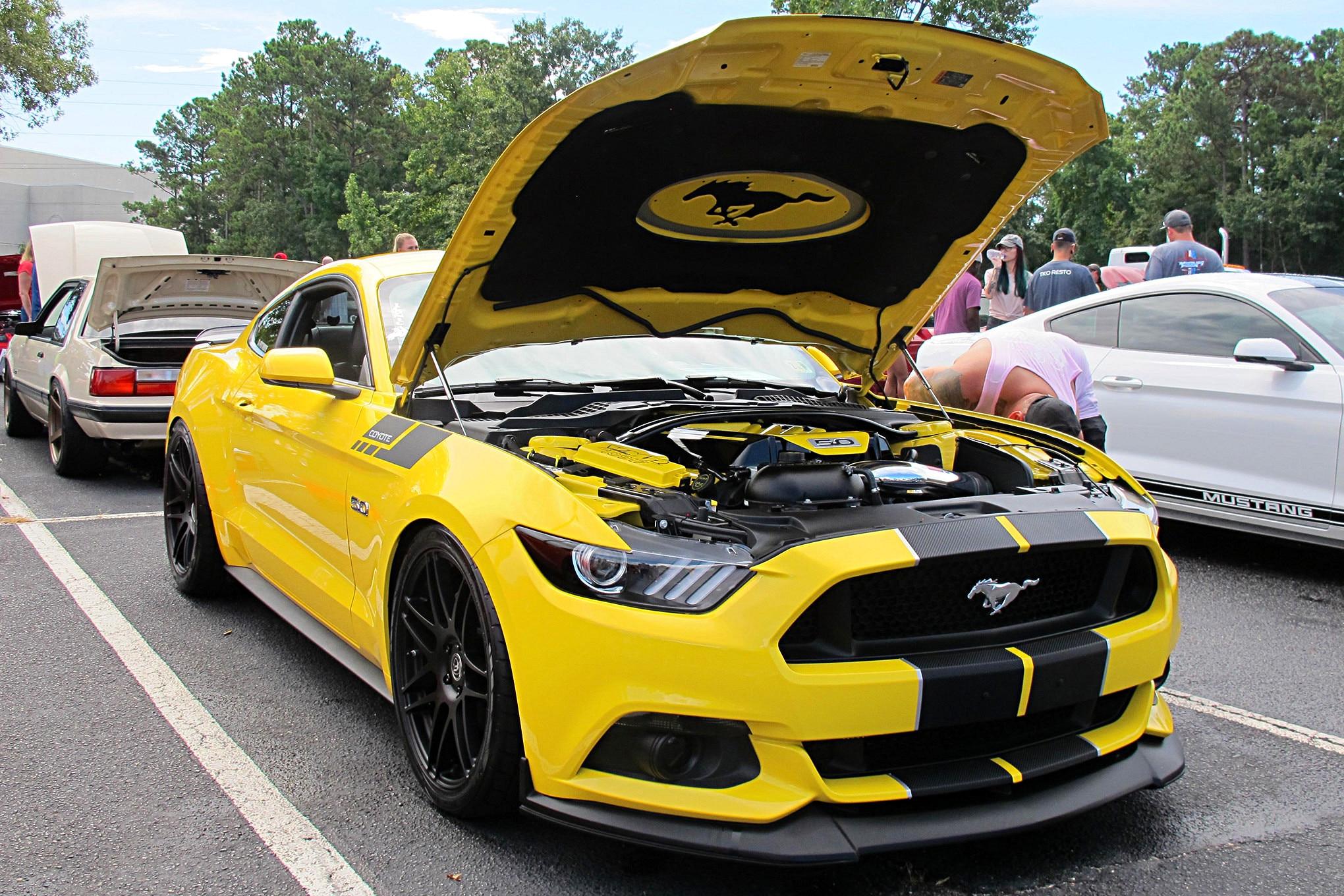 009 2018 Mustang Week S550 Mustangs