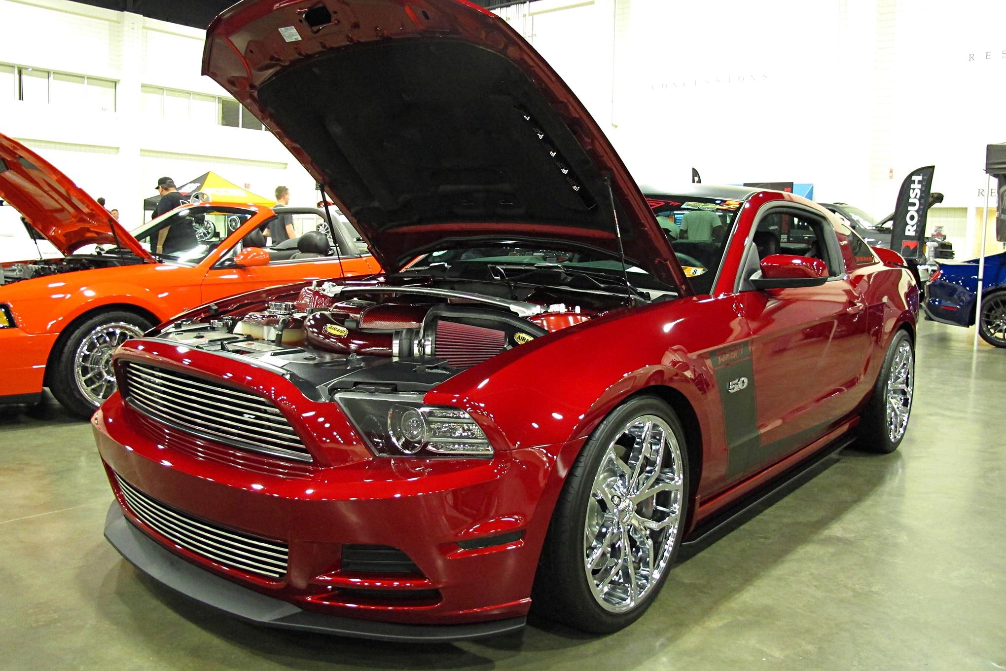 Mustang Week 2018 S197 Mustangs 127