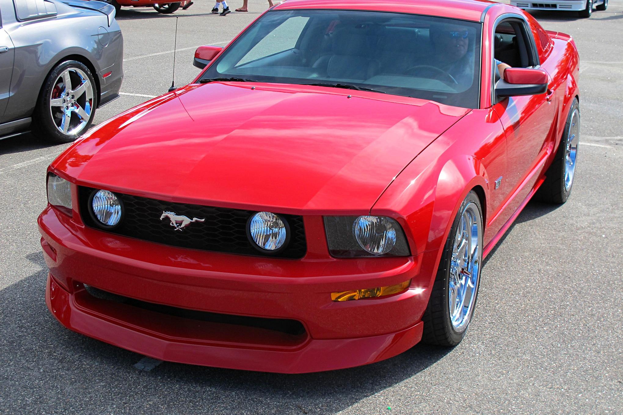Mustang Week 2018 S197 Mustangs 115