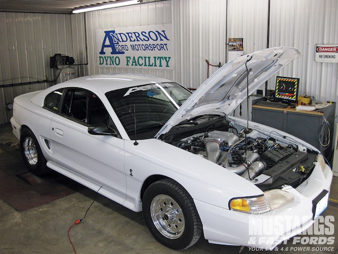 1996 Ford Mustang Cobra Vortech Supercharger - Muscle