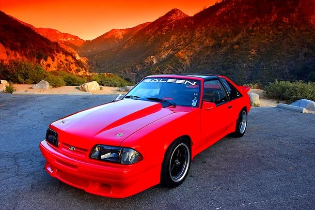 ProCharged 1987 Fox Body Mustang Lead