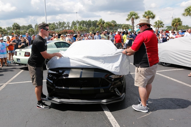 Lead 2018 Mustang Week Edition Mustang Unveil