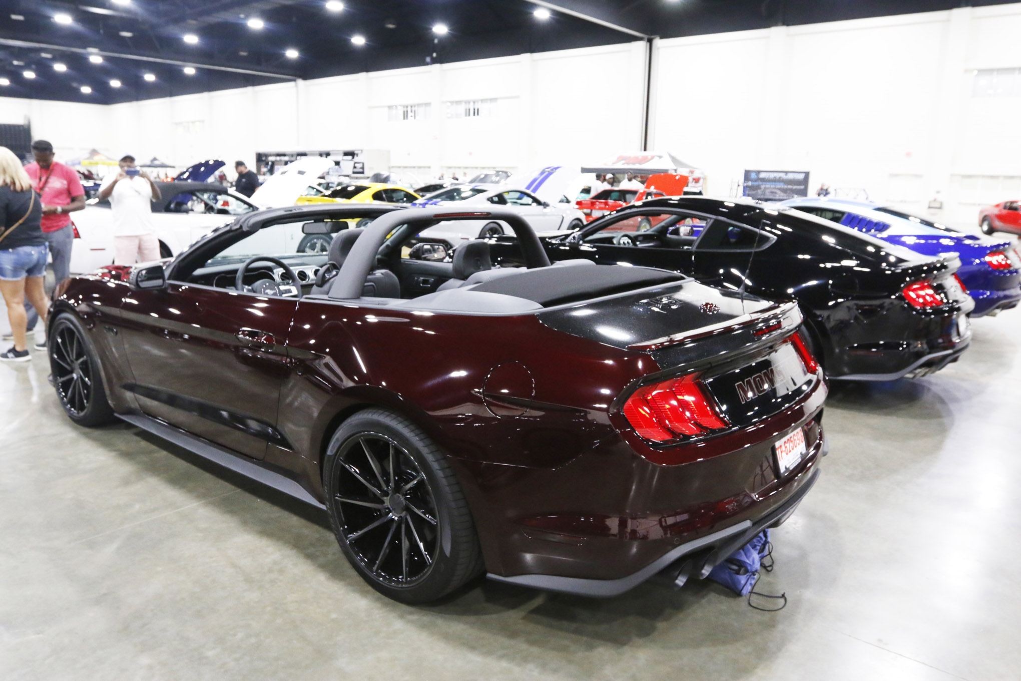 09 2018 Mustang Week Edition Mustang Convertible Rear