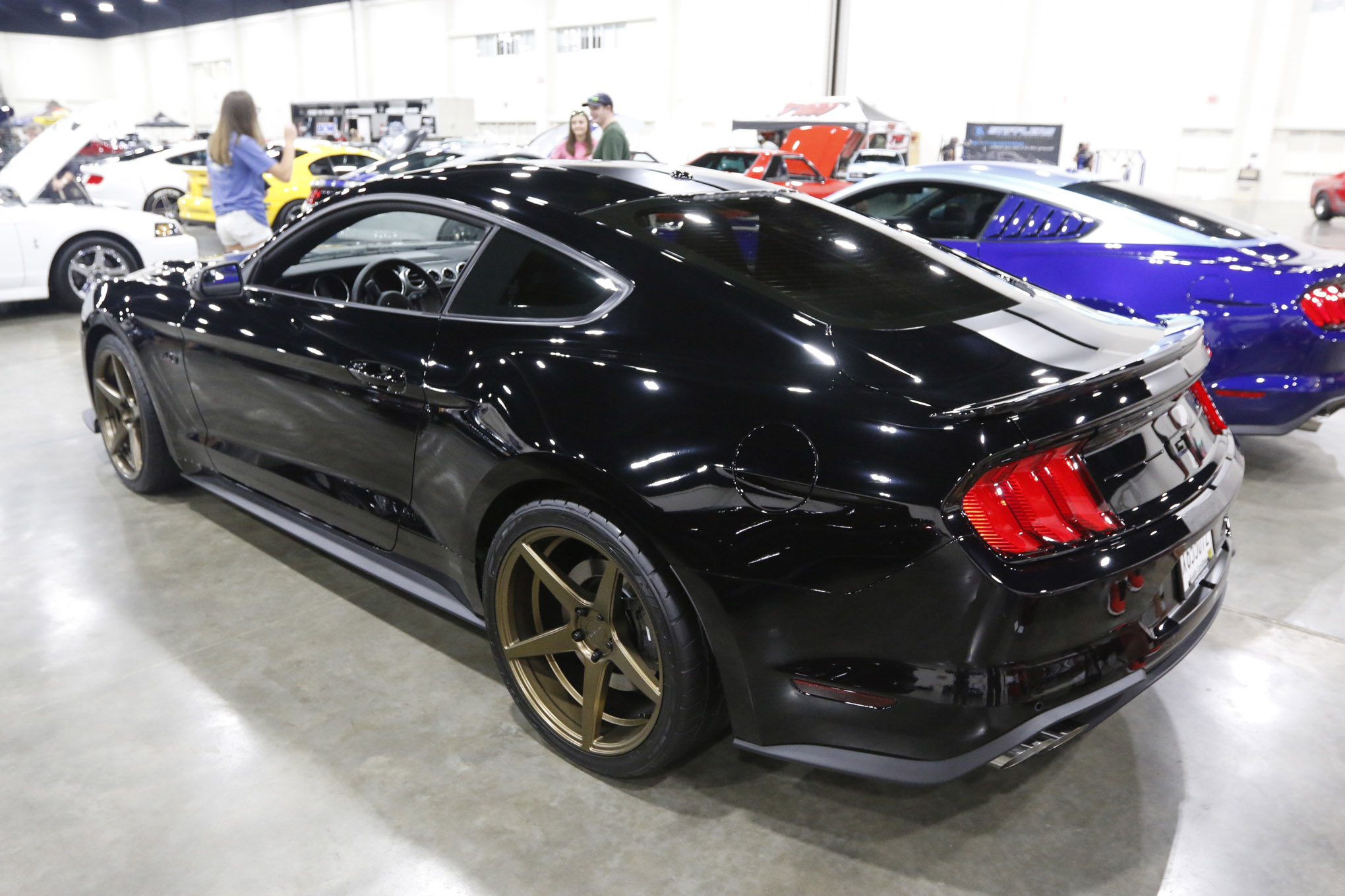 05 2018 Mustang Week Edition Mustang Fastback Rear