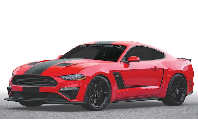2019 Roush Stage 3 RS3 Mustang Lead